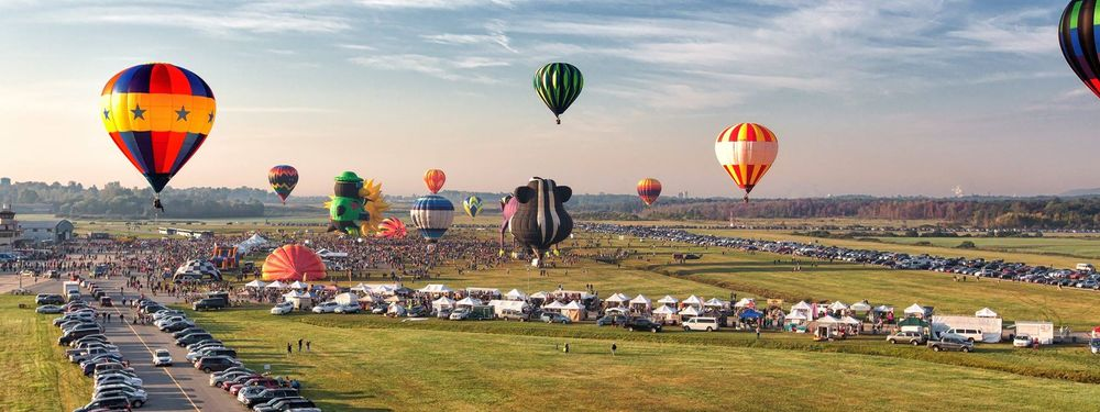 2021 Queensbury Adirondack Balloon Festival
