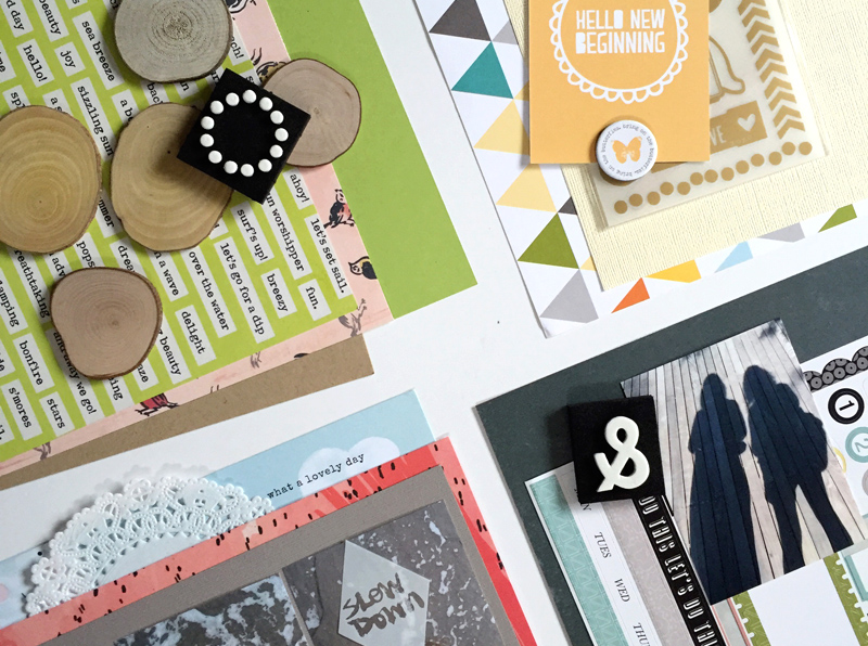 Workspace Wednesday : Batch Planning Layouts | Nicole Reaves