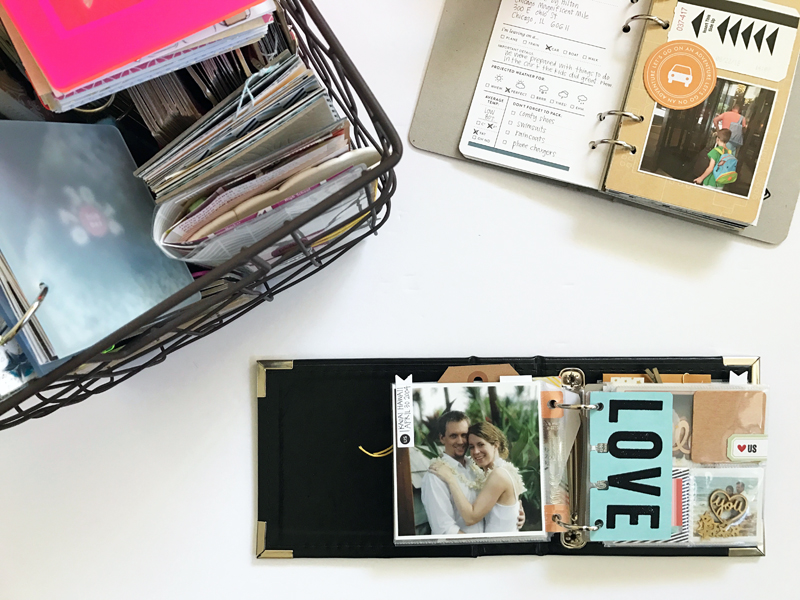 For the Love of Mini Books | Nicole Reaves