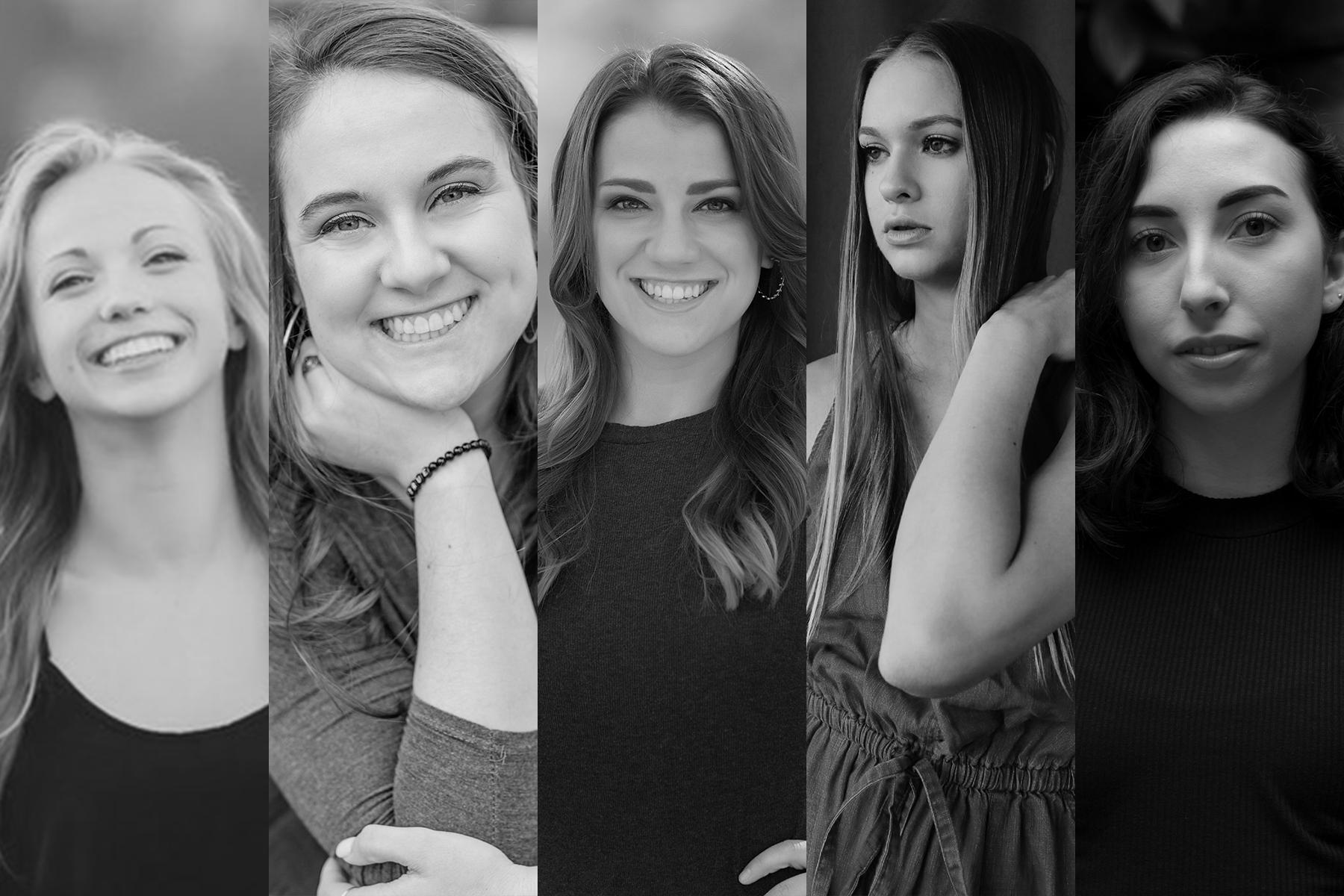 Ally Hauke - Aubrey Wise - Chelsea Harper - Courtney Conovan - Hadar Landan