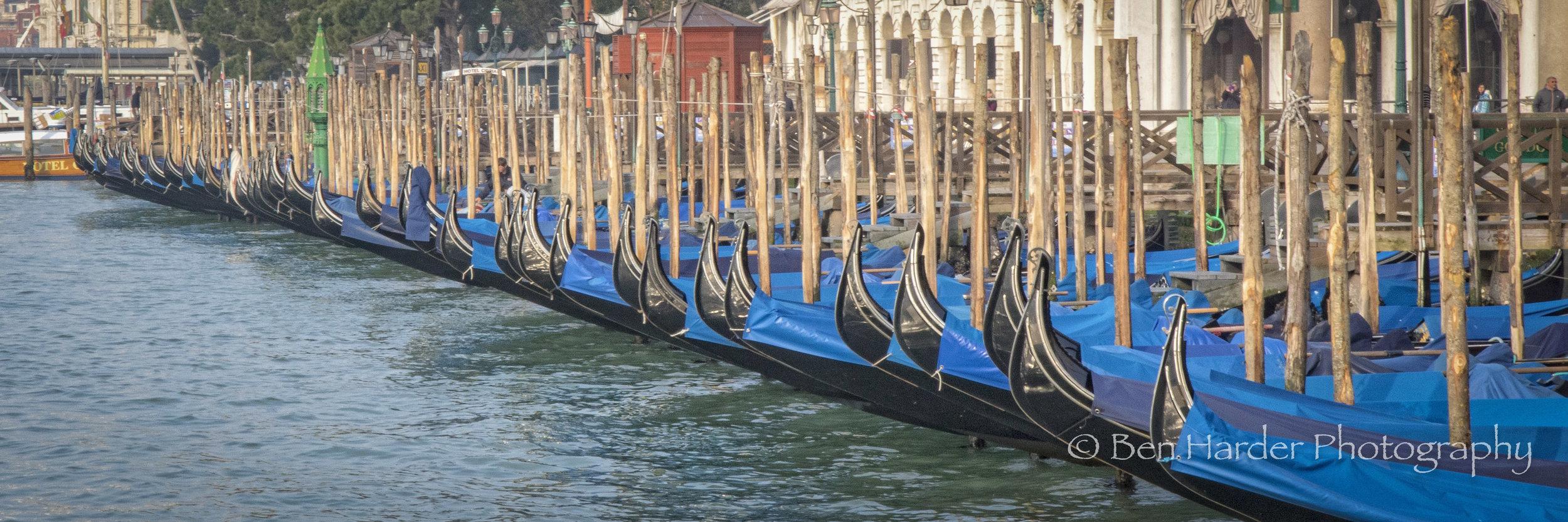"""Starting Line"" - Venice, Italy"