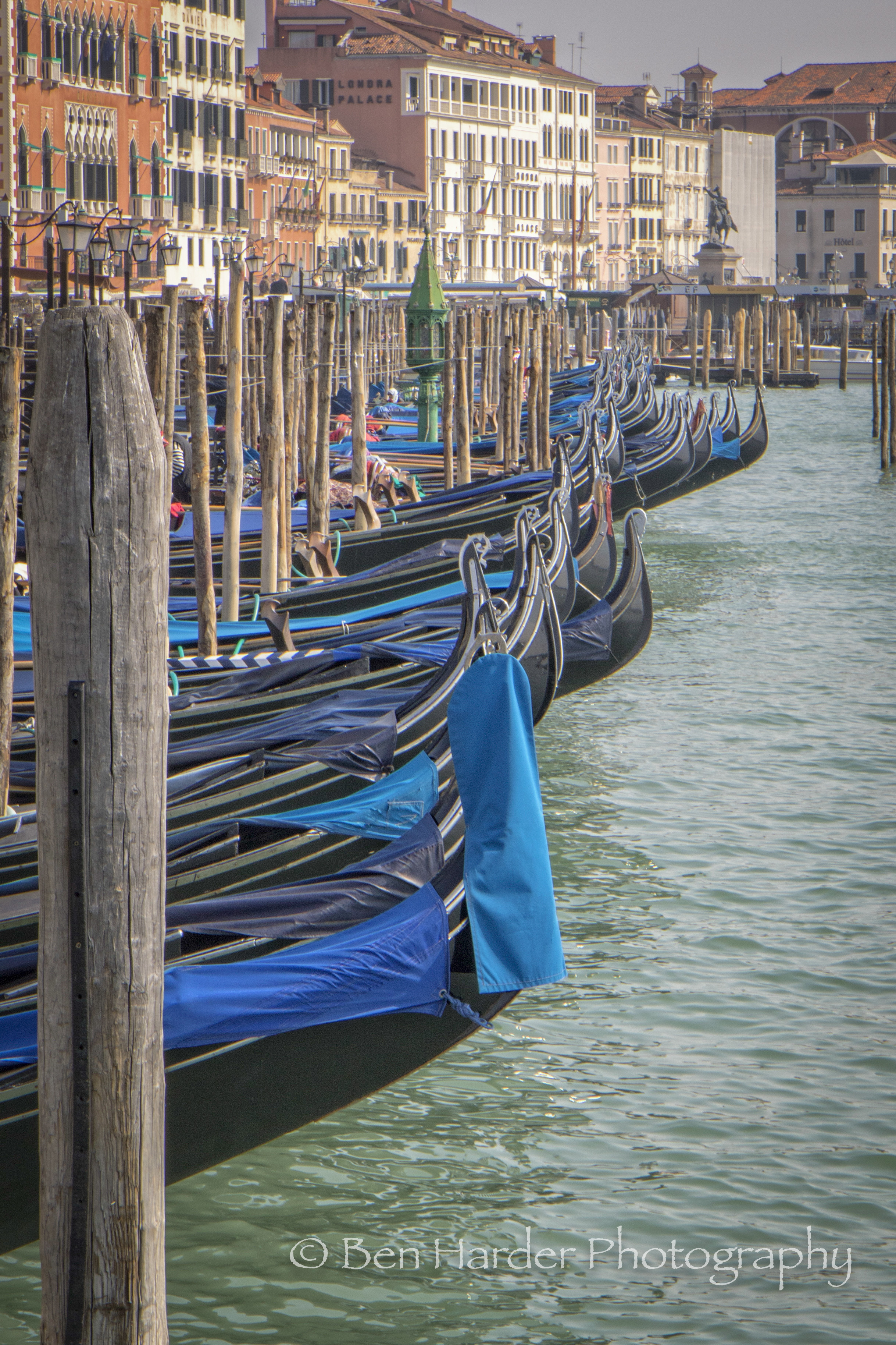 """""""Cabbies"""" - Venice, Italy"""