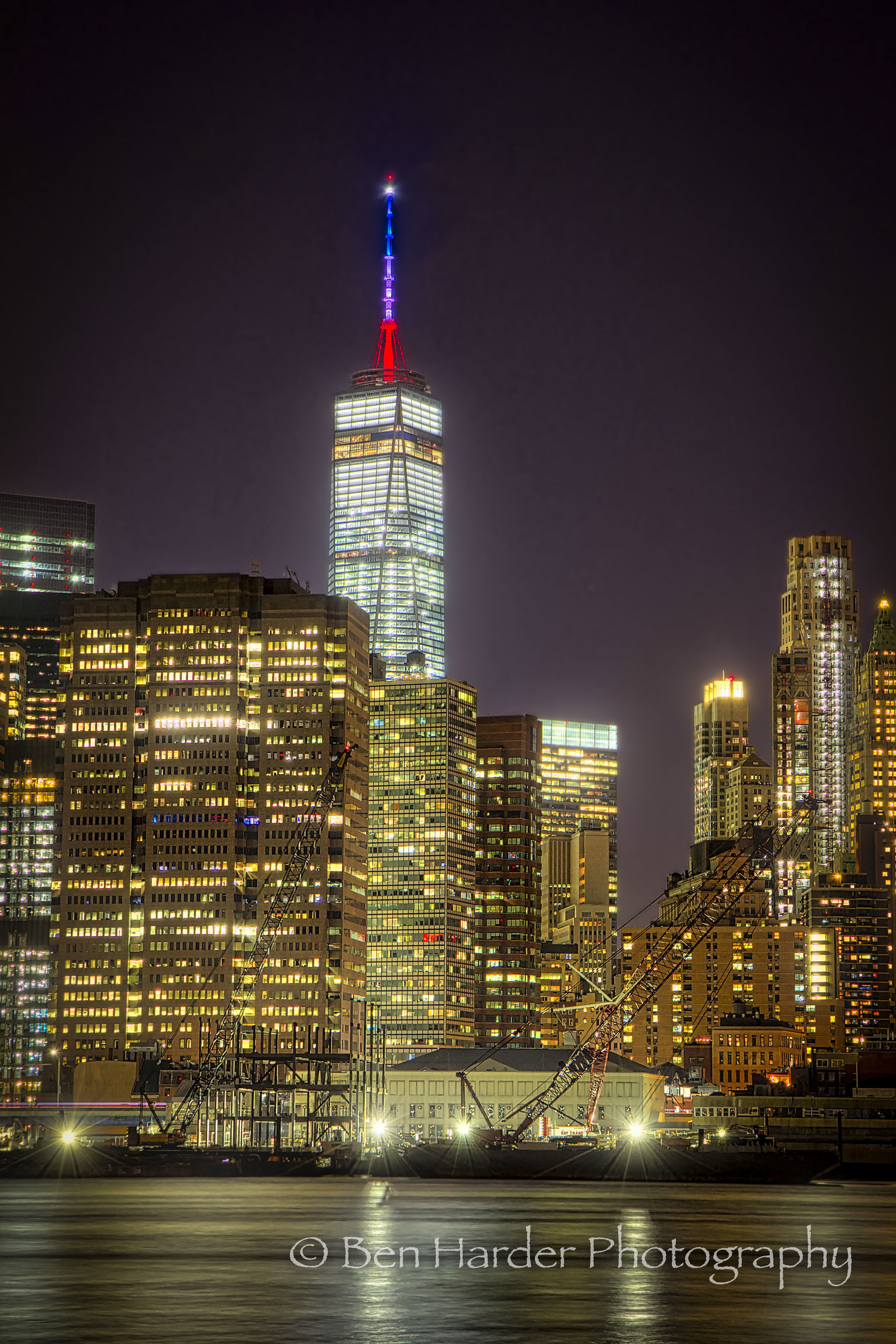 """Freedom Tower"" - New York City, NY"