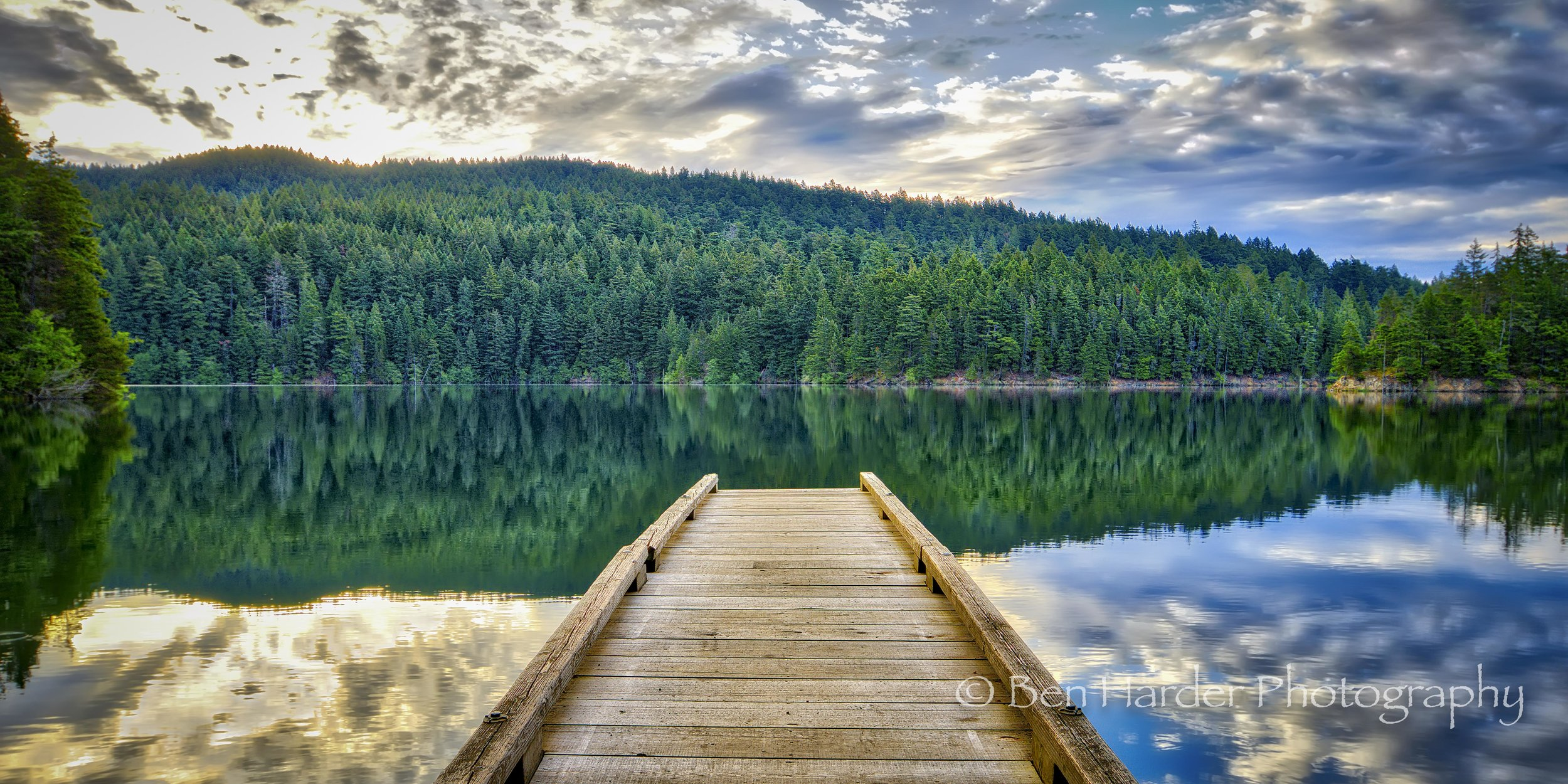 """Mountain Lake"" - Orcas Island, WA"