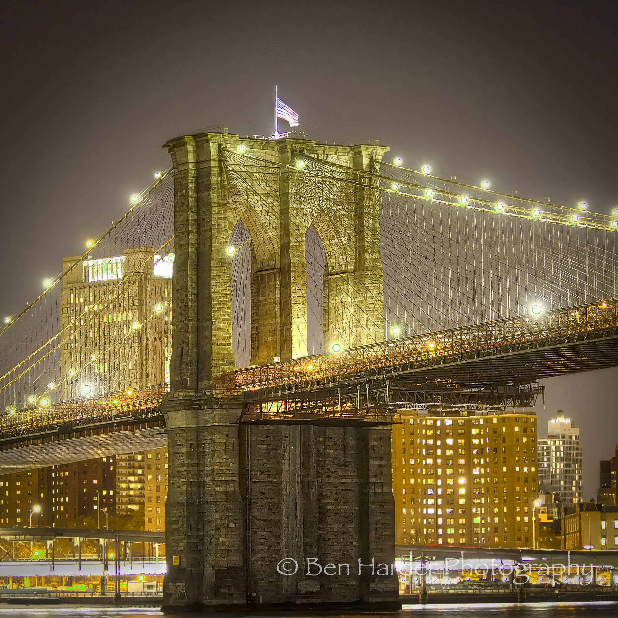 """Brooklyn Bridge"" - New York City, NY"