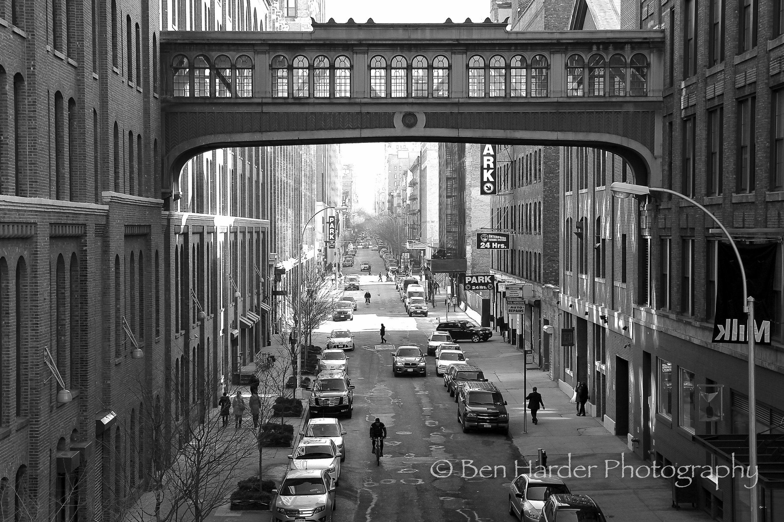 """""""Old New York"""" - New York City, NY"""
