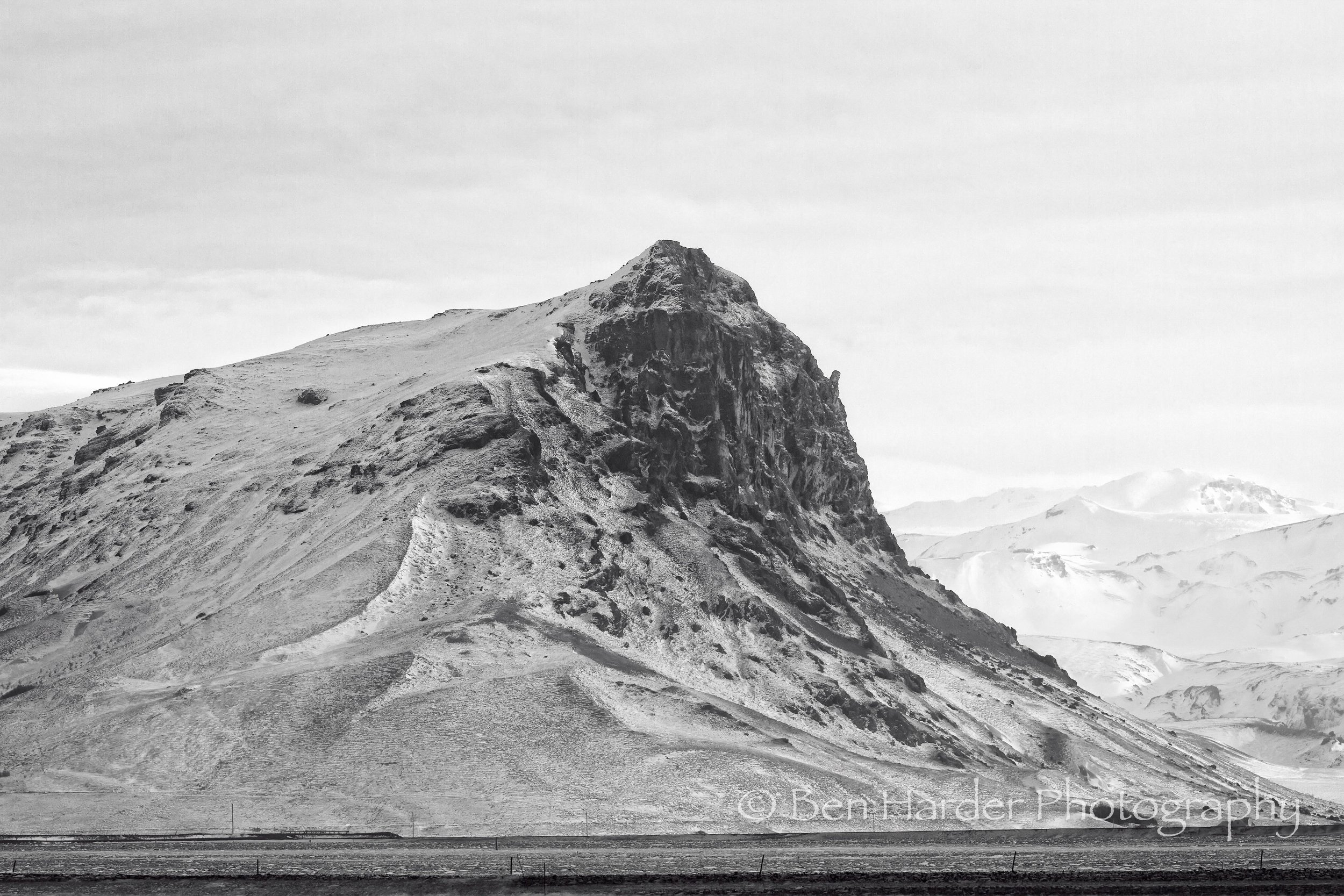 """Salt and Pepper"" - Iceland"