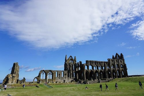 Great Britain Road Trip: Whitby, England -