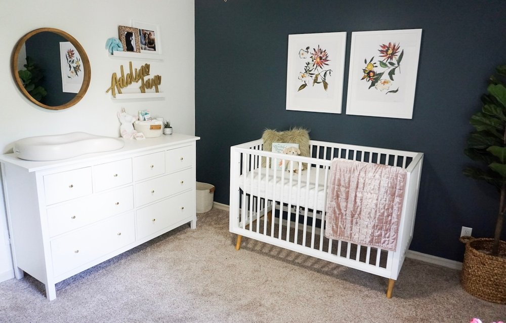 Featured Blog: Adeline's Nursery Reveal -
