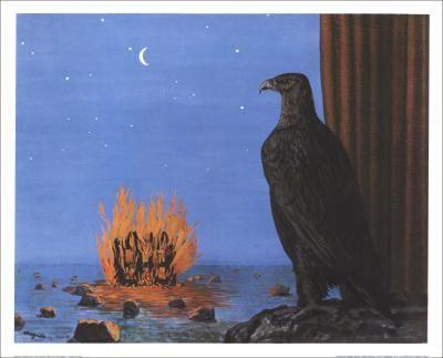 René Magritte: Gaspard de la Nuit