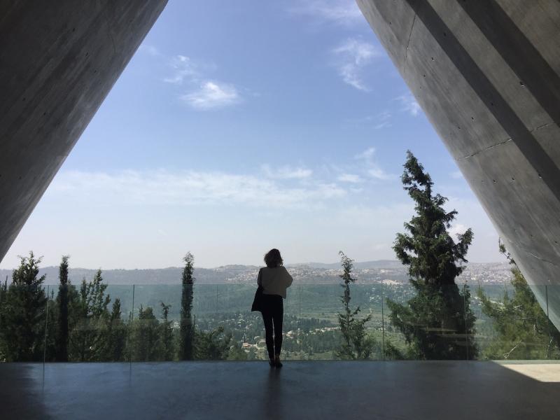 Yad Vashem Holocaust Museum, Jerusalem
