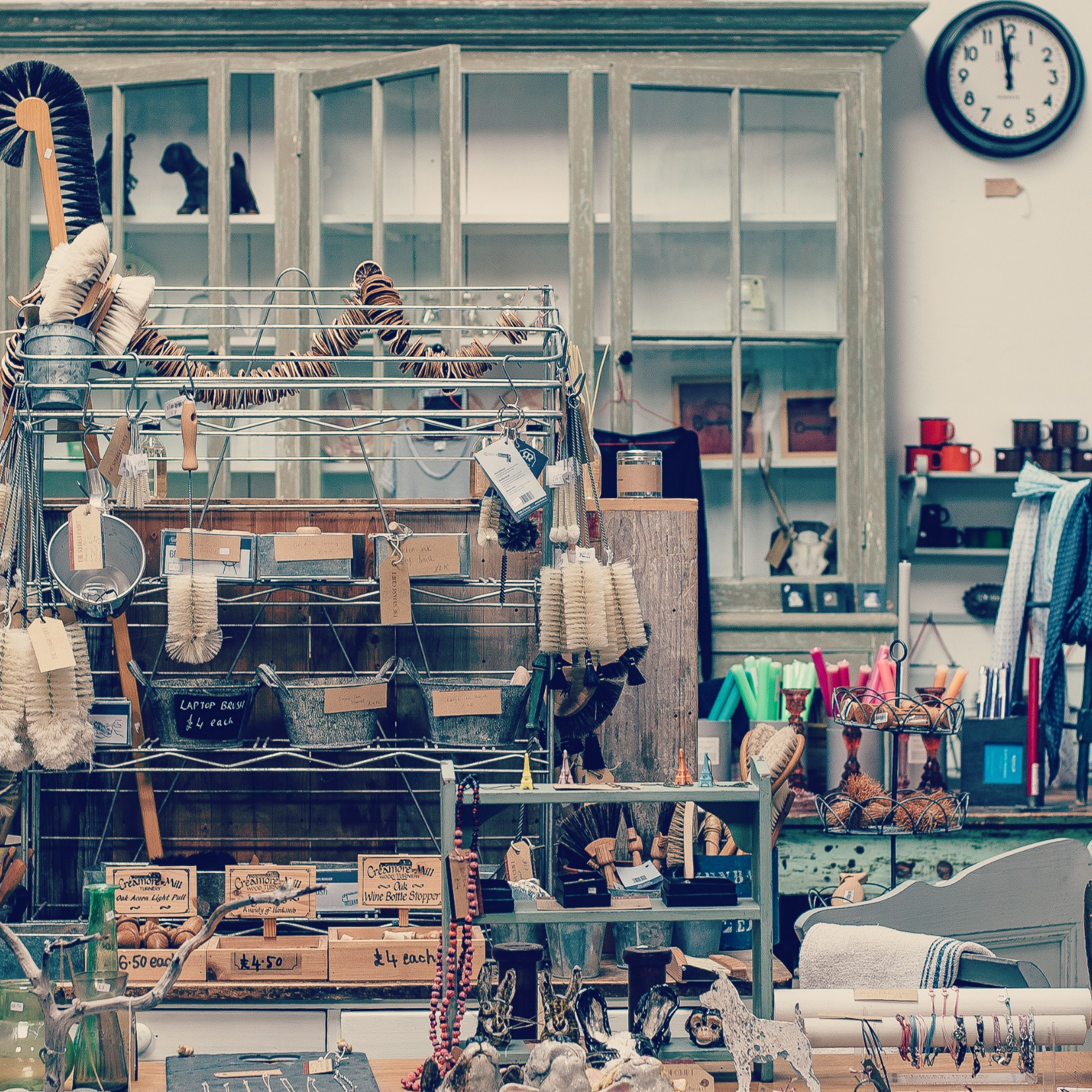 Conscious Consumerism and Clutter