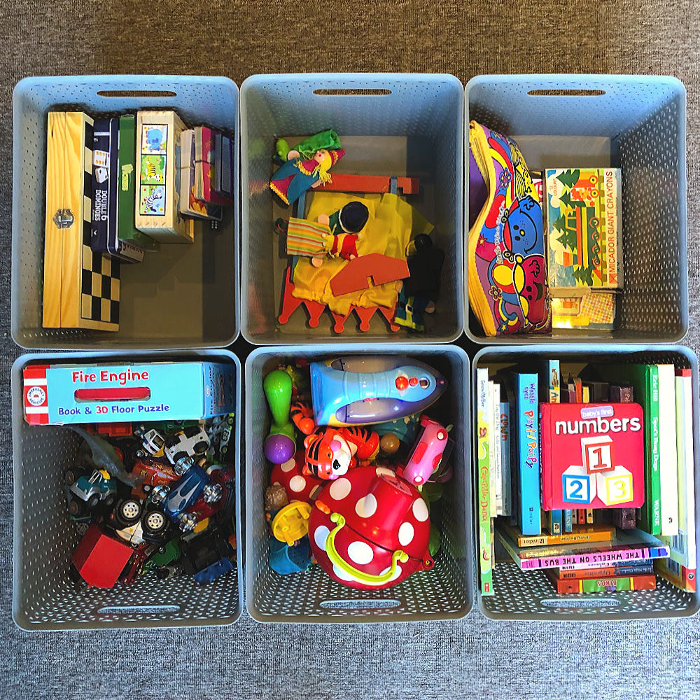 Home De-clutter Organisation
