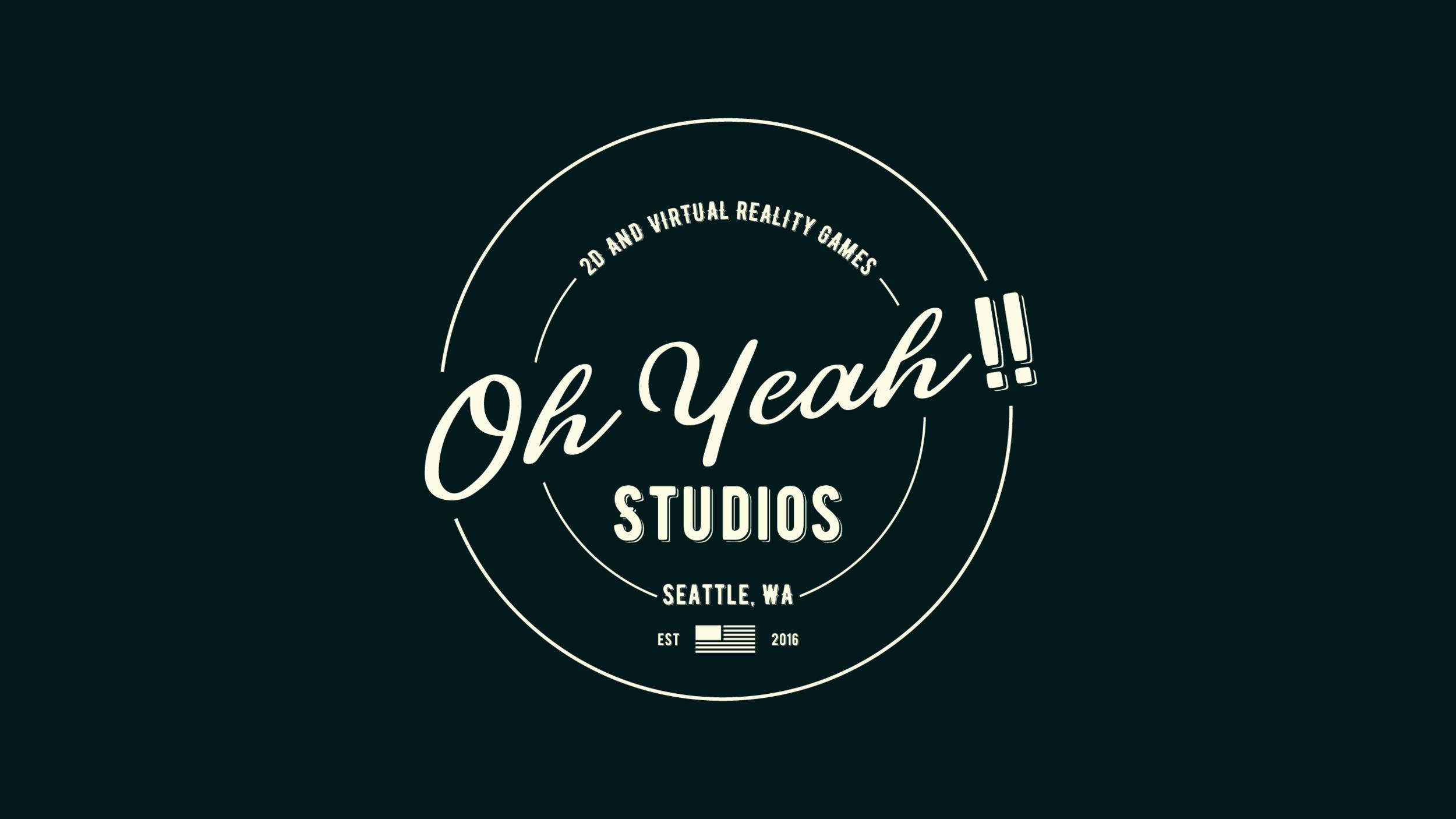 Oh Yeah!! Studios Logo