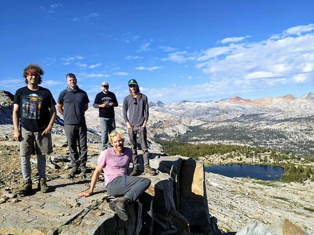 Another great trip up into the back country! #sunsetlake #linthomas #gethigh #yosemite