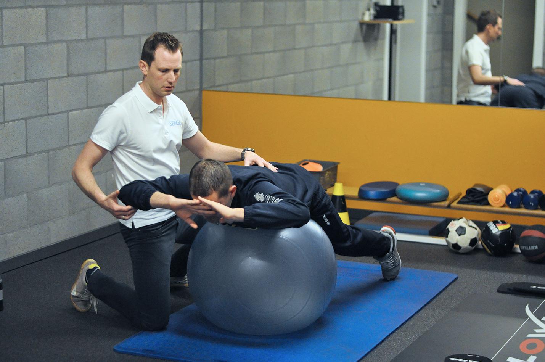 (Sport)kinesitherapie
