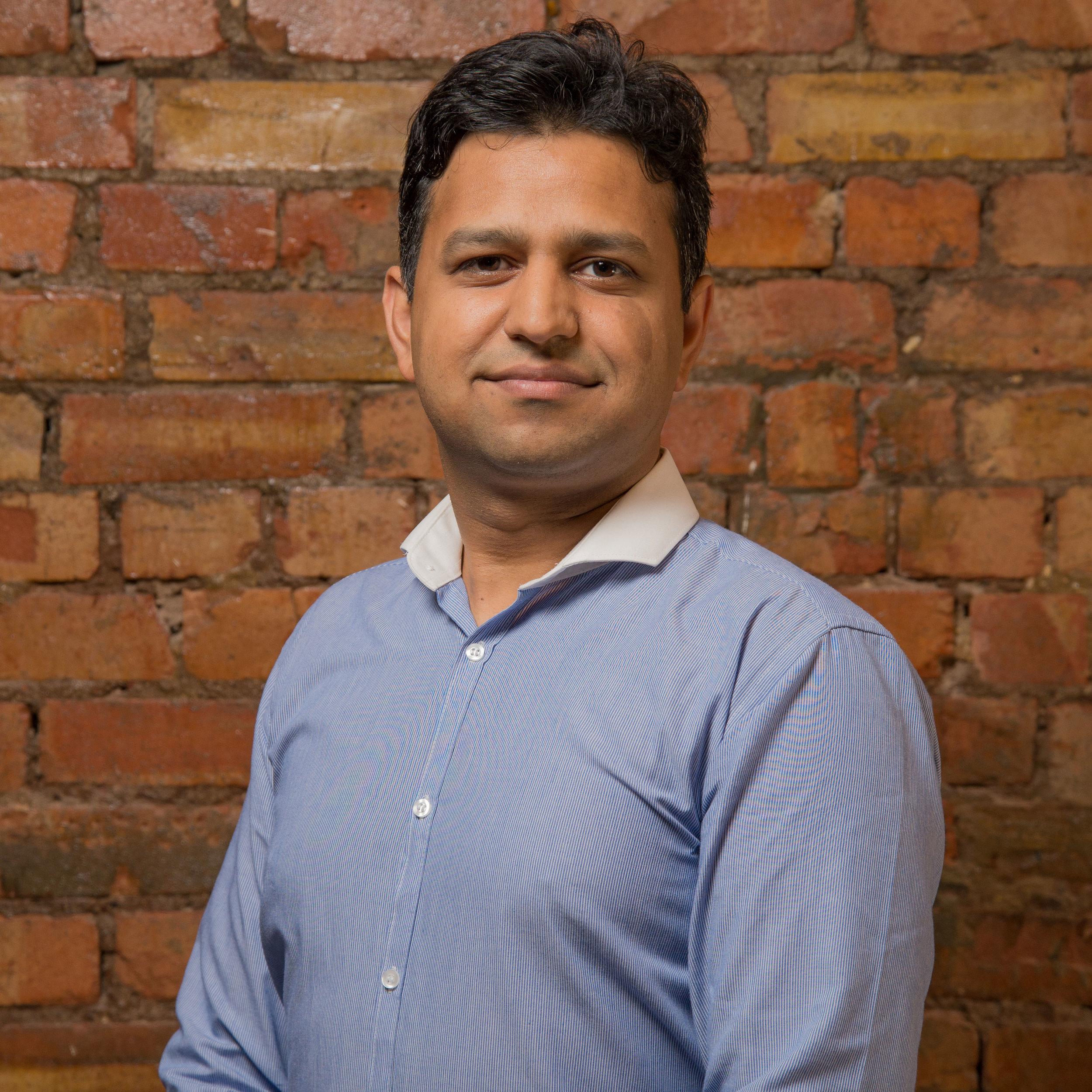 Hafiz Khurram Sheraz - Accounts Manager