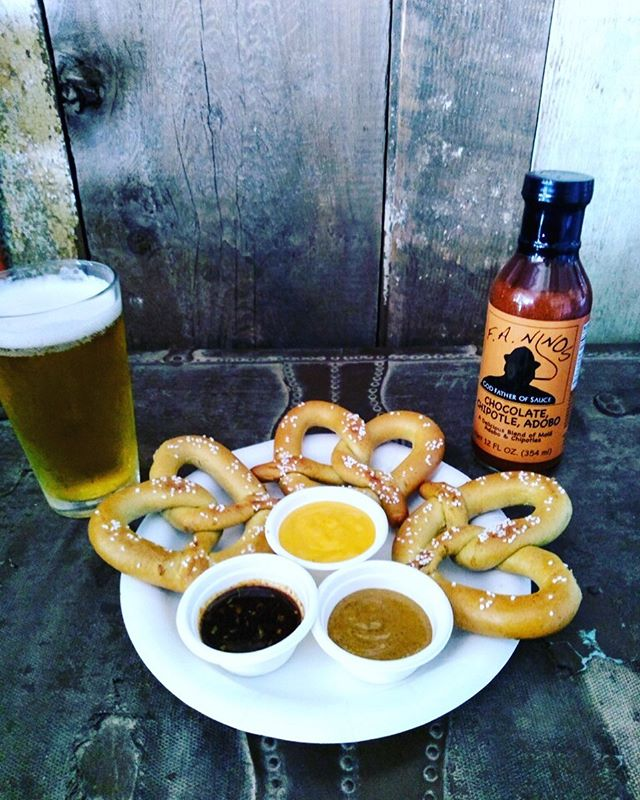 We will be opening at 4 today due to family commitments. Hope everyone is enjoying their Labor Day Weekend! Also reminding y'all we will be open tomorrow for you to come and wrap up your long-weekend with the most cravable craft brews.  #101NorthBrewing #LaborDay #LongWeekend #ChillaxWithJake #GetThoseBigPretzels #Petaluma