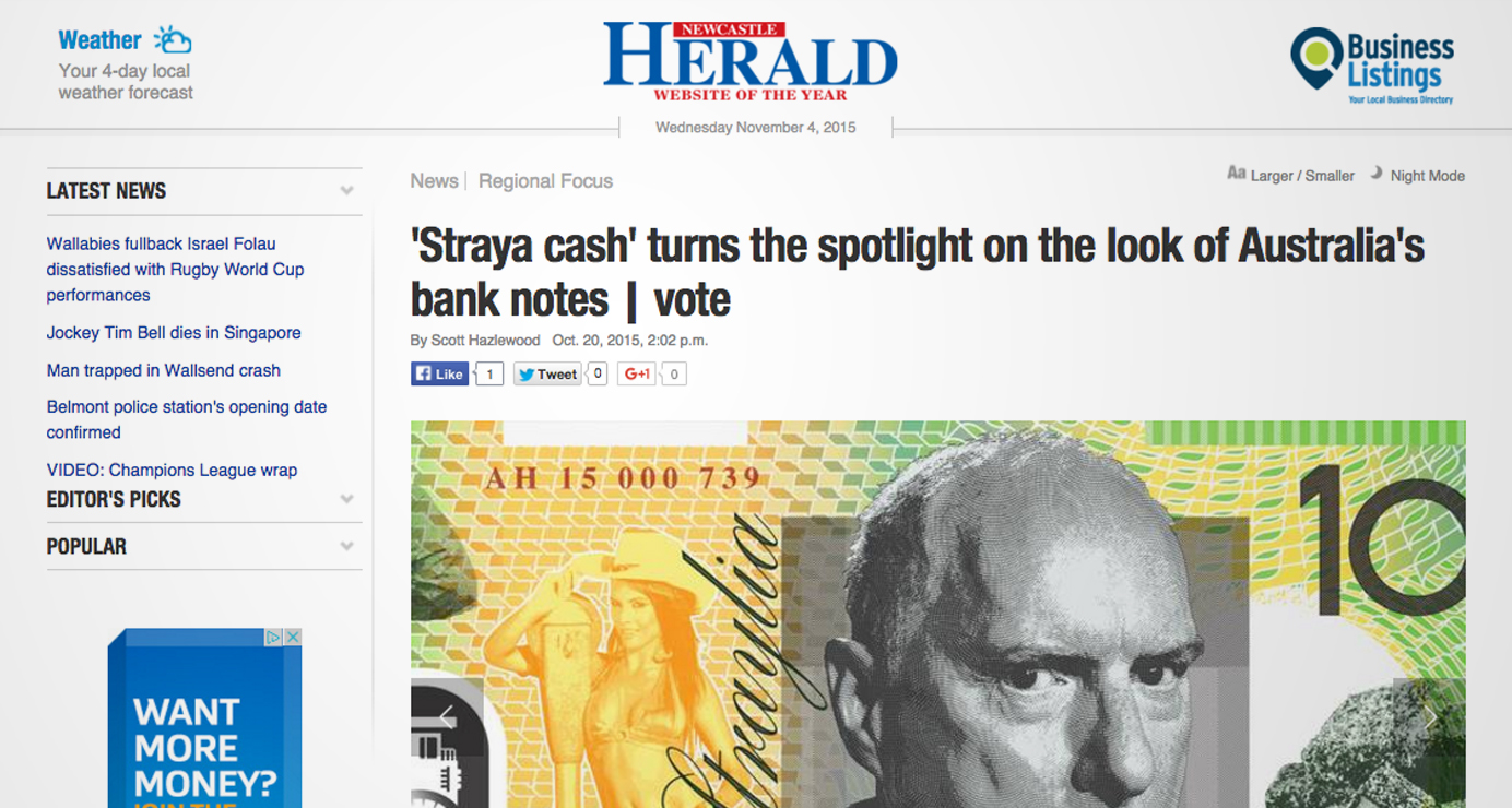 http://www.theherald.com.au/story/3434758/straya-cash-is-it-the-future/?cs=2452