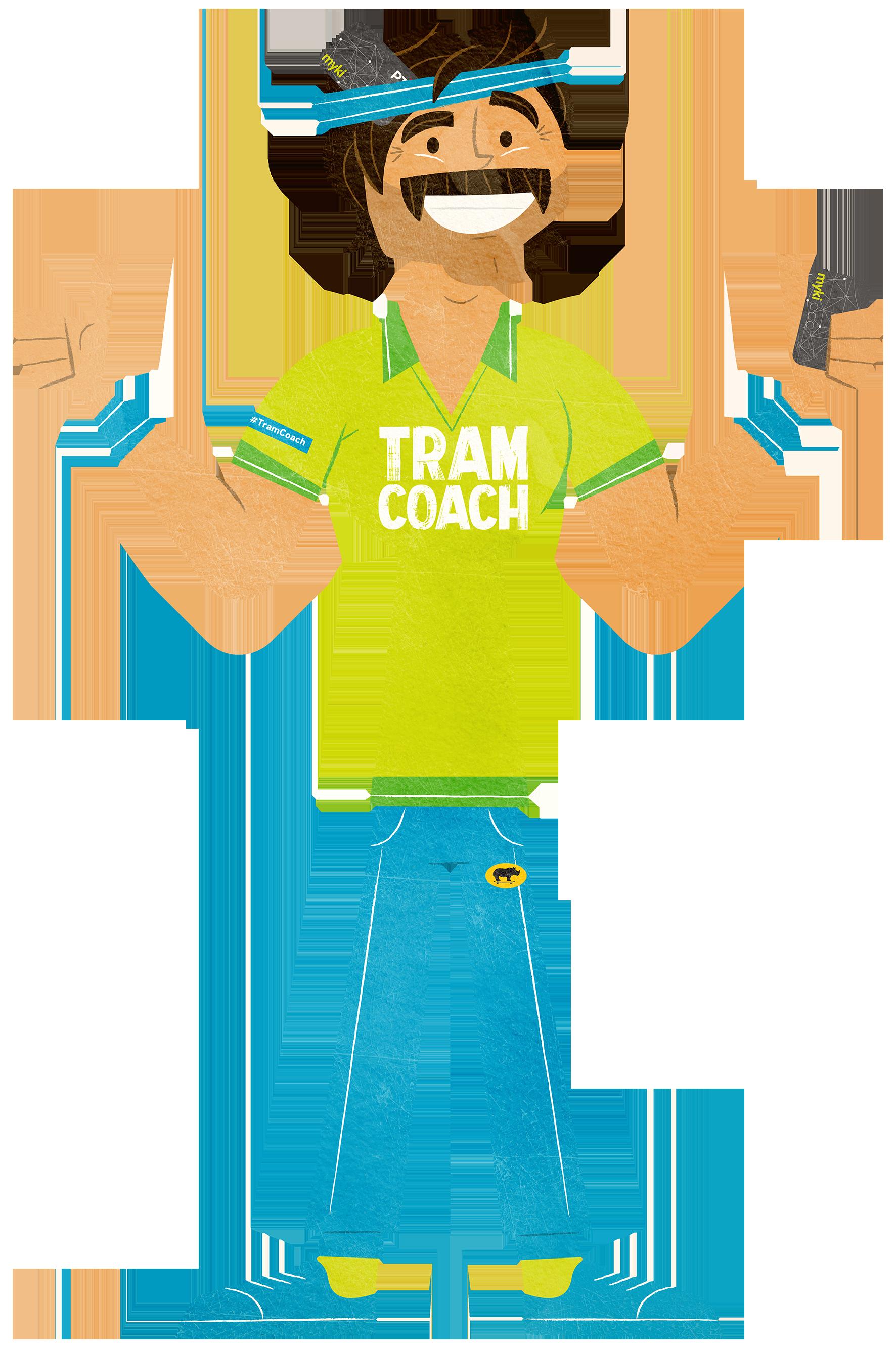 Tramcoach