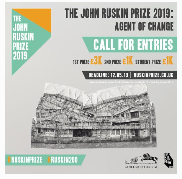 The John Ruskin Prize 2019