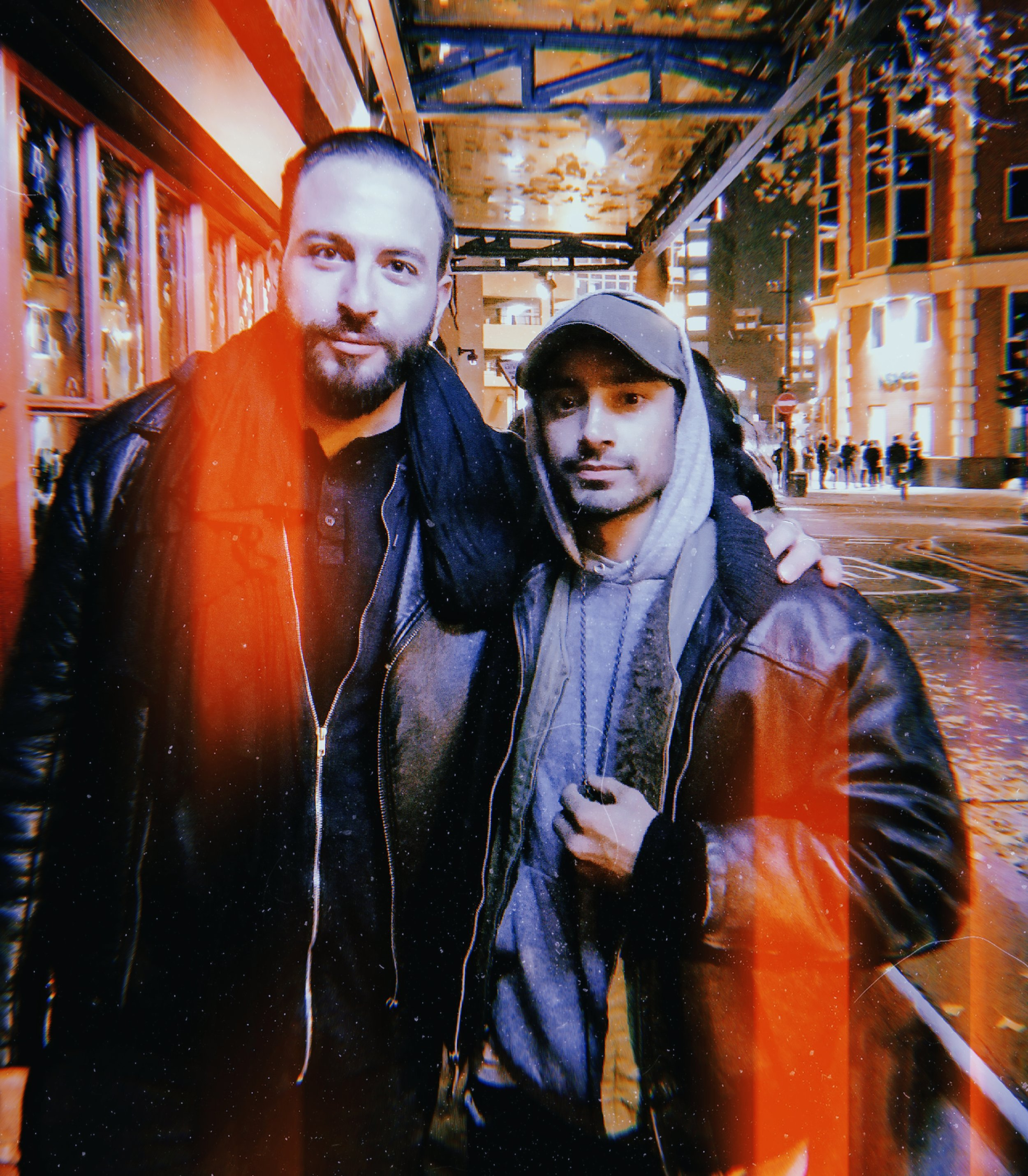 Nasri Atallah And Riz Ahmed