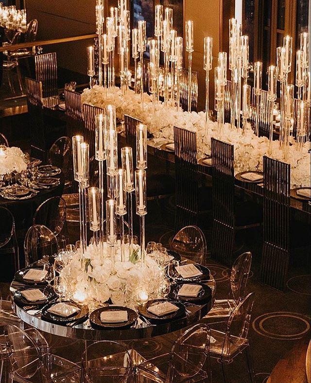 Modern, Elegant, Sleek, Luxurious ✨ ⠀⠀⠀⠀⠀⠀⠀⠀⠀ Sunday inspiration thanks to @designhousedecor 💕 📸 @lh_wedding_photography . . . . . #weddingplanner#weddingvendor#orlandoweddingplanner#orlandoweddings#miamiweddings#puertoricoweddings#floridaweddings#puertoricoweddingplanner #newyorkweddings #latinweddings #newyorkweddingplanner #weddinginspiration #weddingreception #weddingdecor