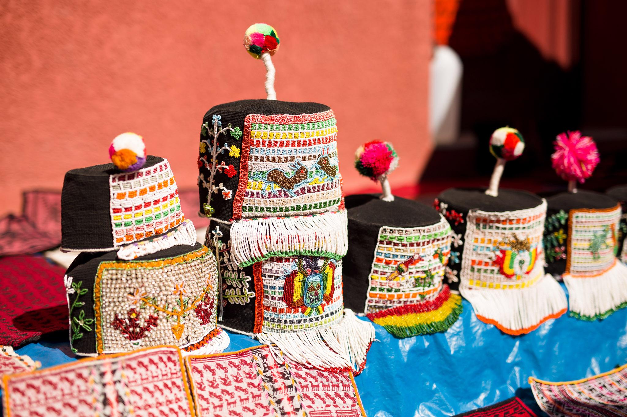 bolivia-market-handmade-indigenous-hat