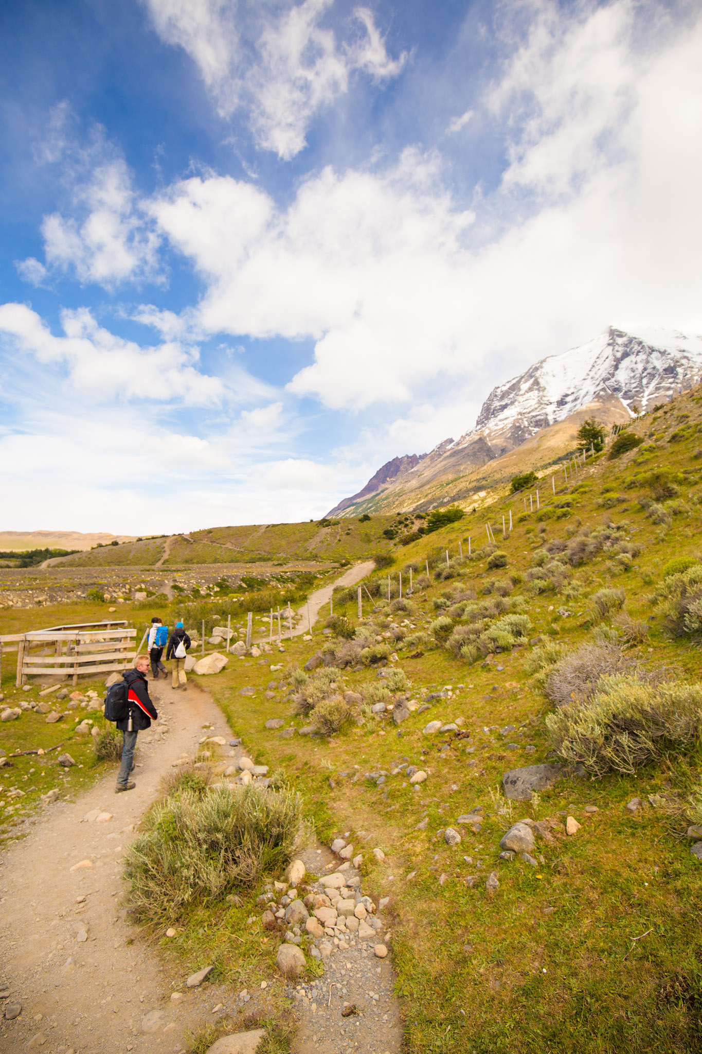 Wedding-Travellers-Overlanding-Destination-Wedding-Chile-Torres-del-Paine-hike-trail-path