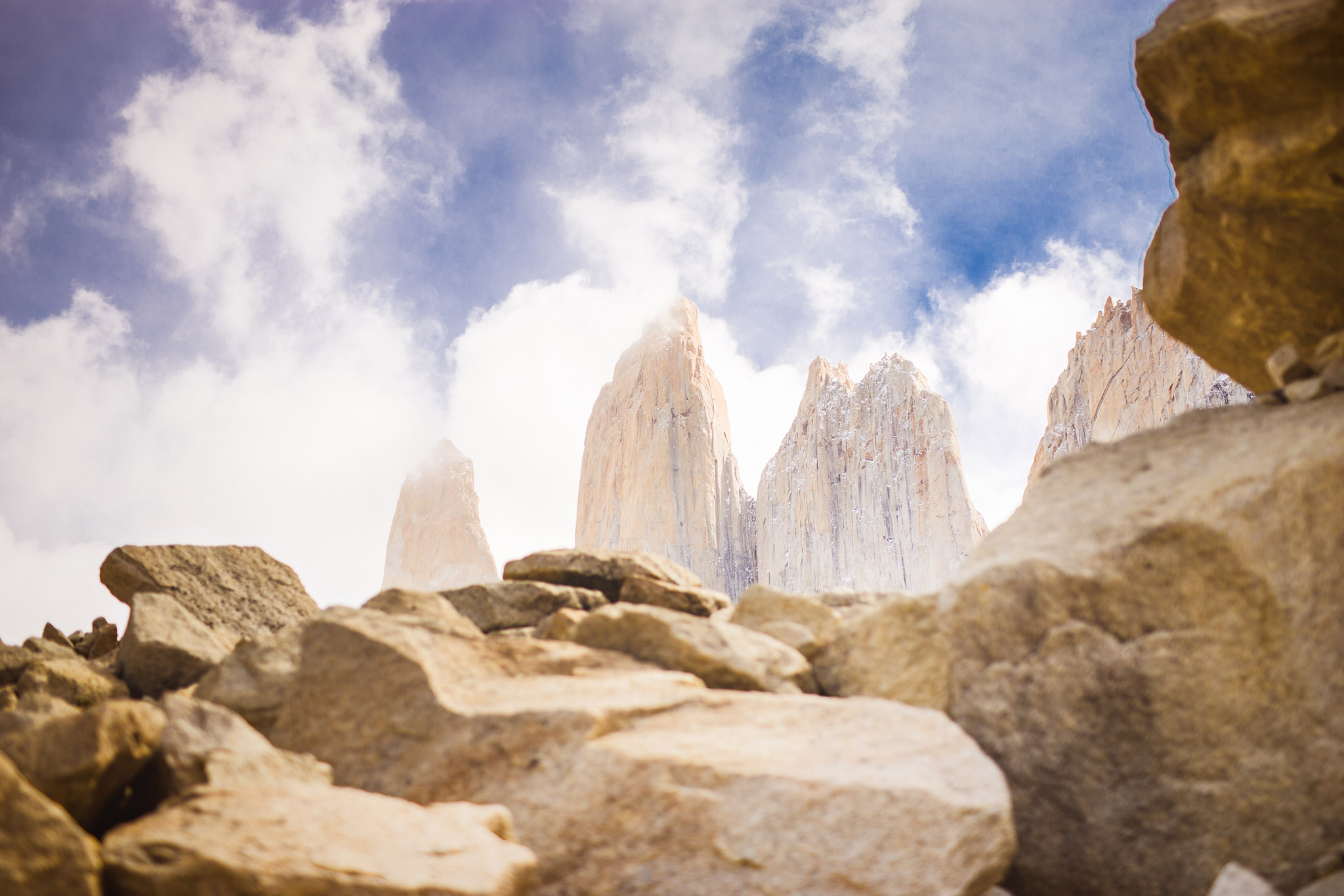 Wedding-Travellers-Overlanding-Destination-Wedding-Chile-Torres-del-Paine-Tres-Torres-Three-Towers-clouds