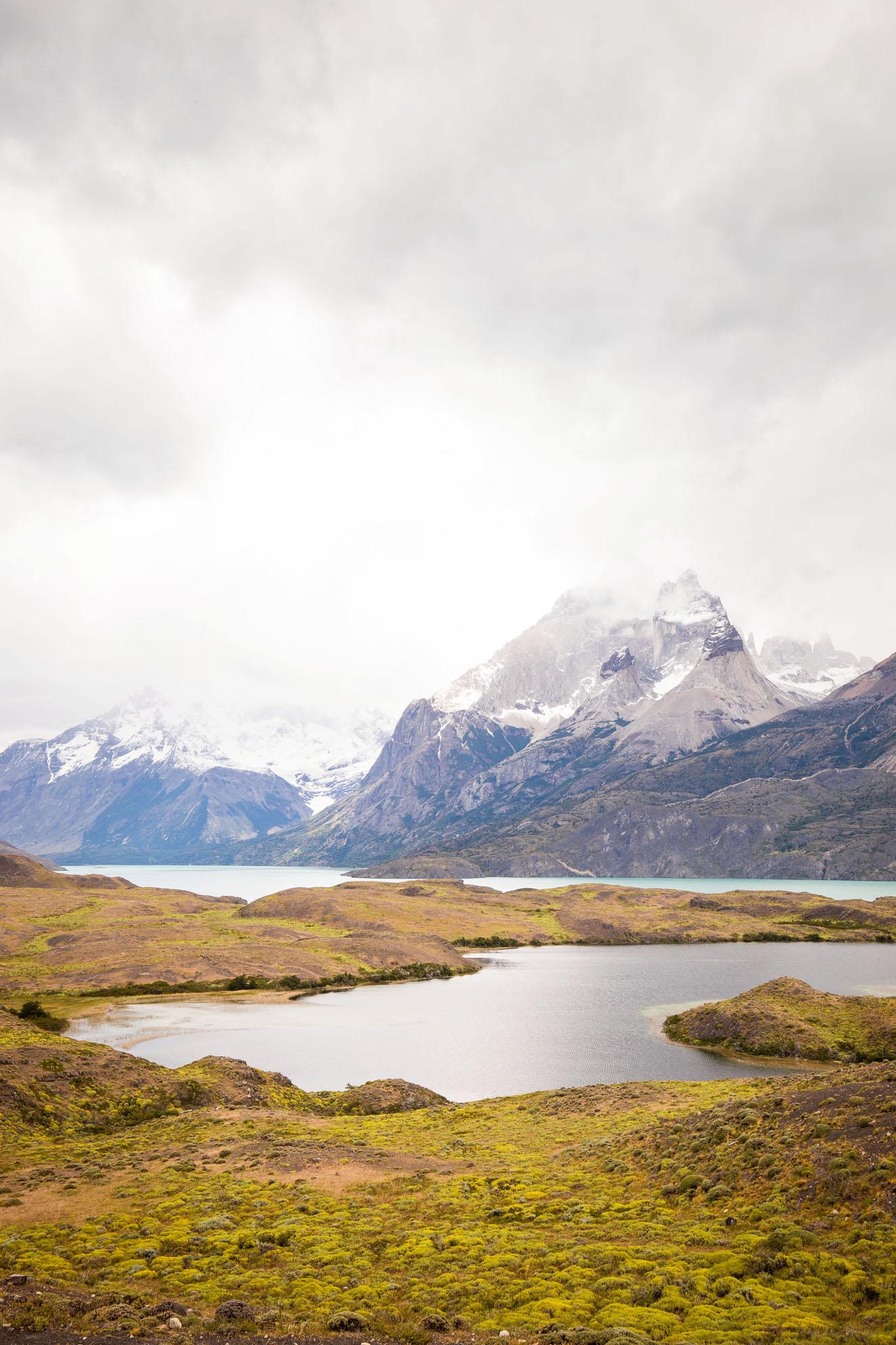 Wedding-Travellers-Overlanding-Destination-Wedding-Chile-Torres-del-Paine-lake-mountain
