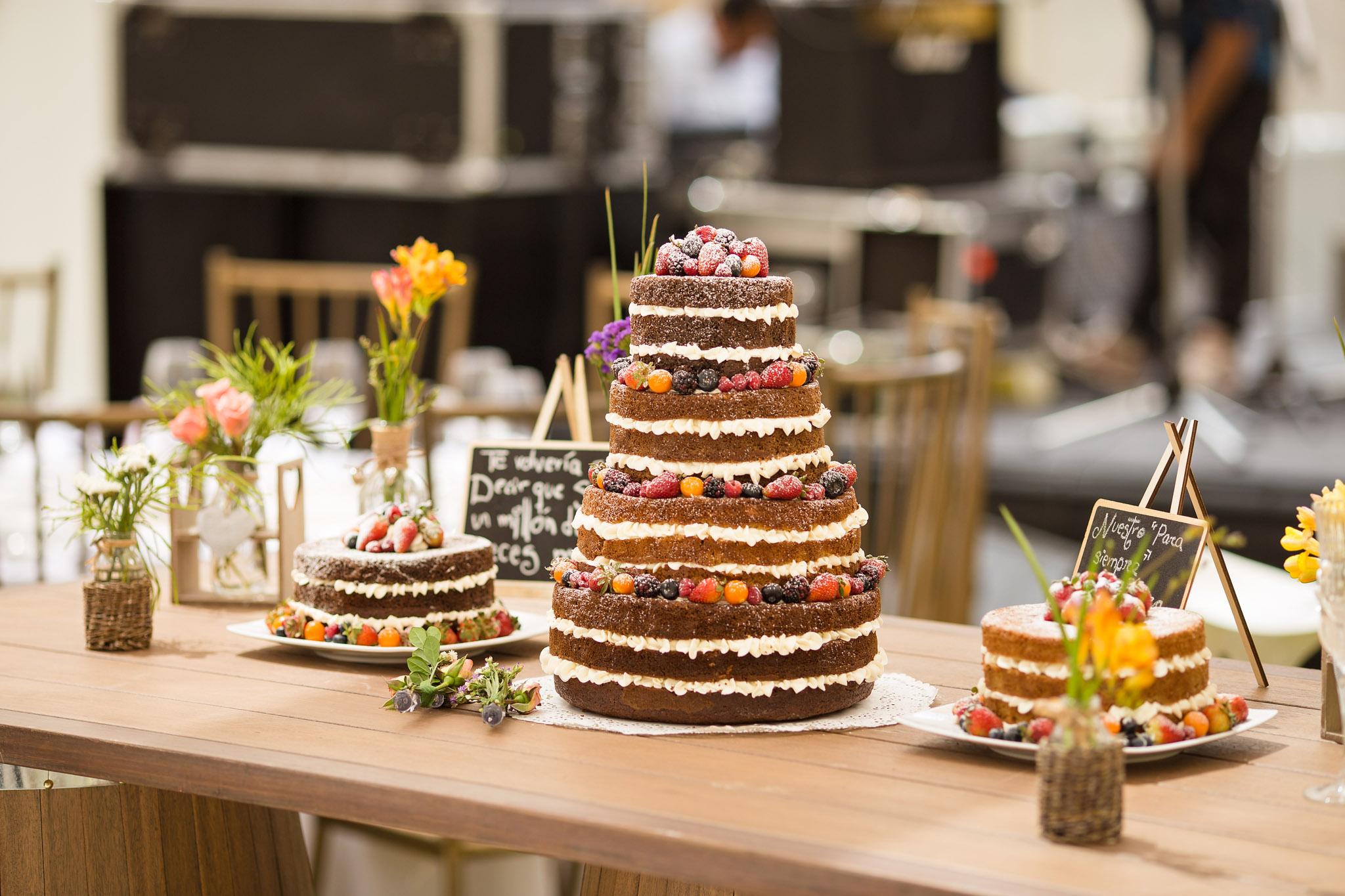 Wedding-Travellers-Destination-Wedding-Peru-Cusco-Hacienda-Sarapampa-Sacred-Valley-naked-cake