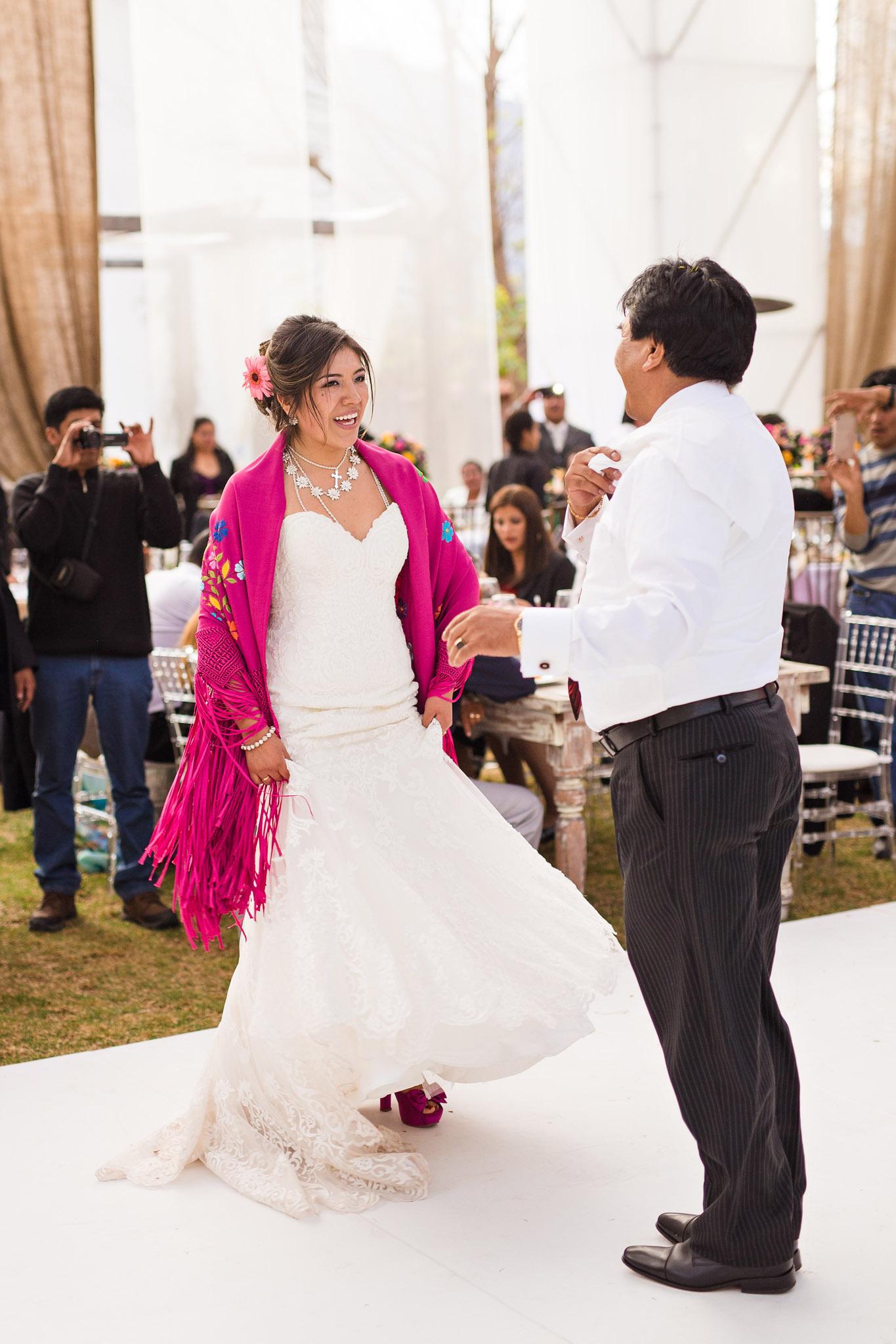 Wedding-Travellers-Destination-Wedding-Peru-Cusco-Hacienda-Sarapampa-Sacred-Valley-queca-traditional-dance
