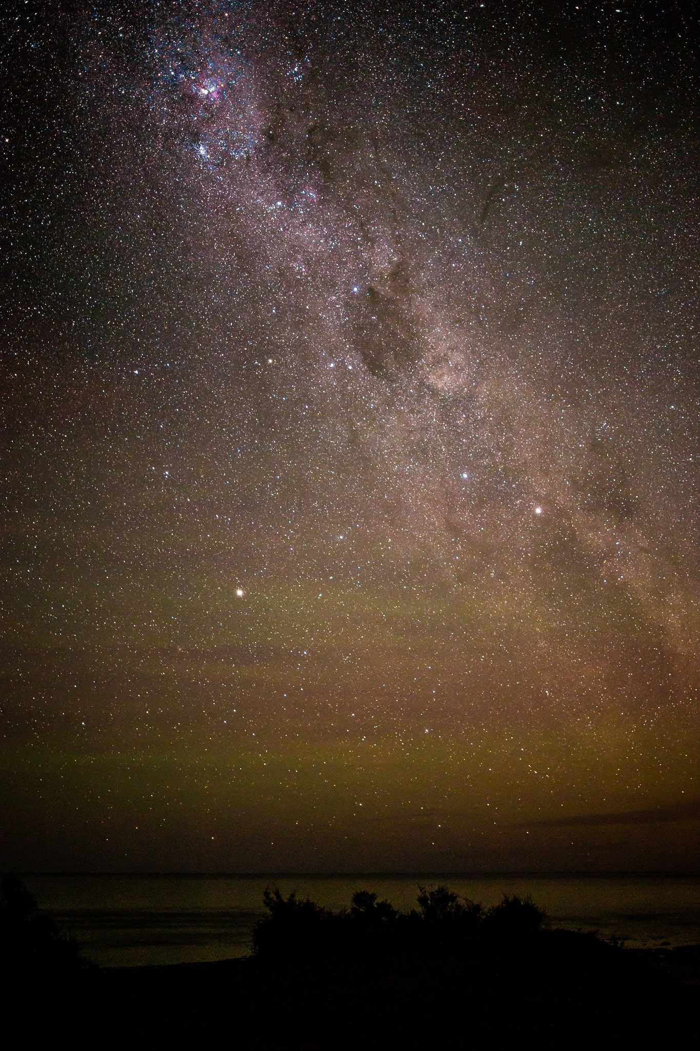 wedding-travellers-argentina-nigh-sky-stars-milky-way