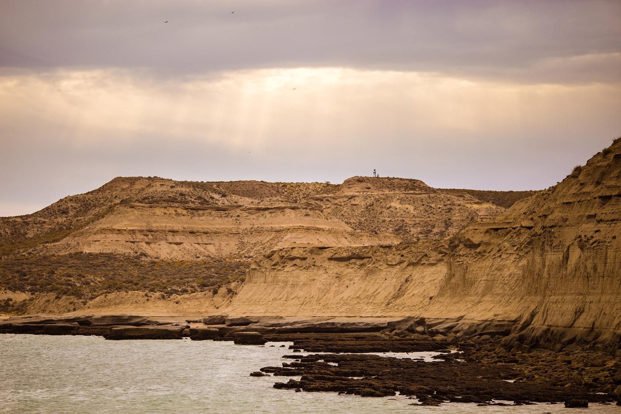 wedding-travellers-argentina-peninsula-valdes-cliff