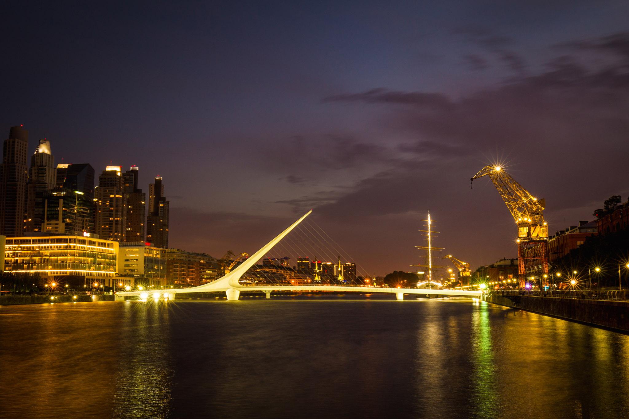 Bridge - Puente de la Mujer
