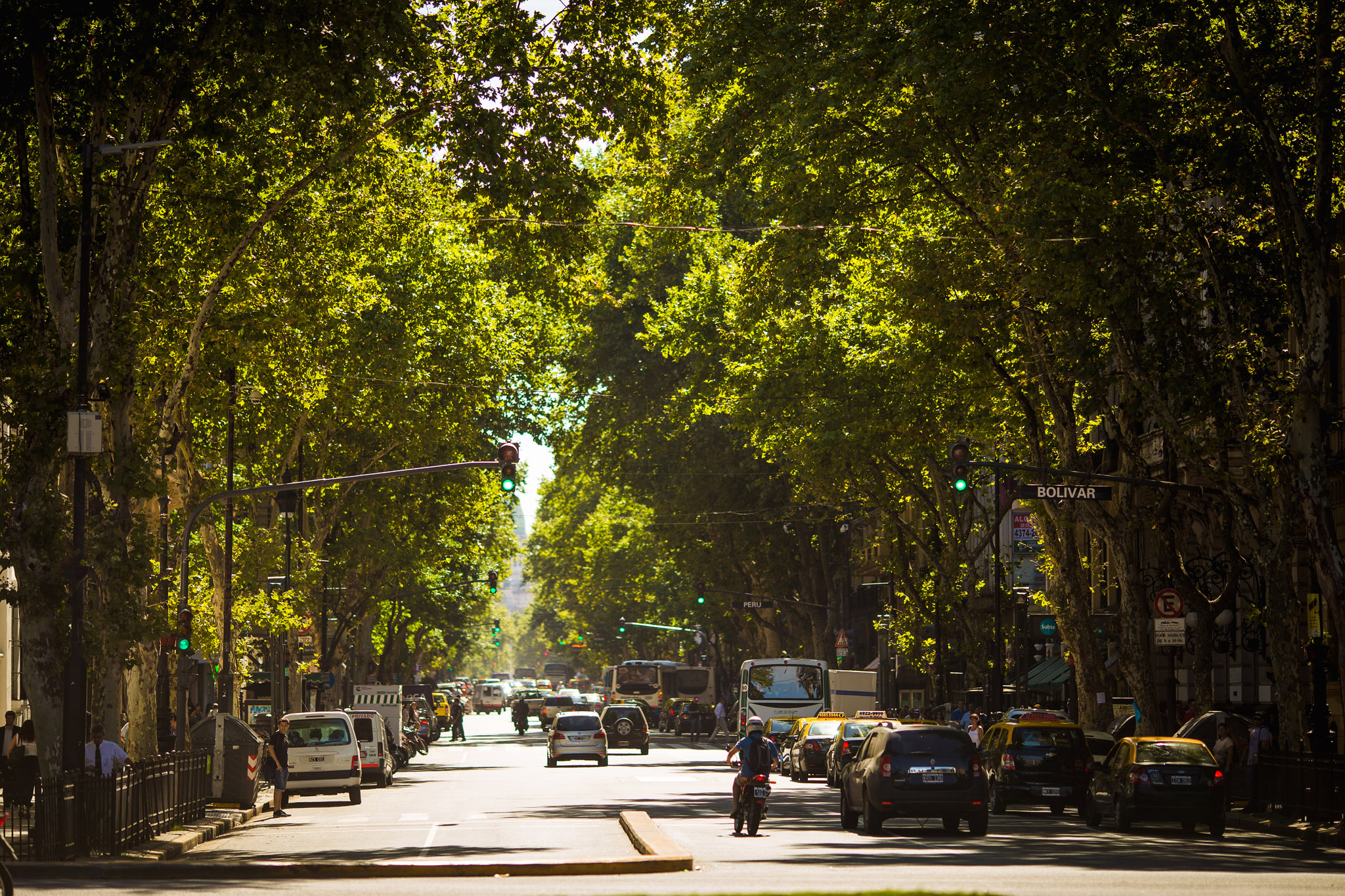wedding-travellers-argentina-buenos-aires-trees-street