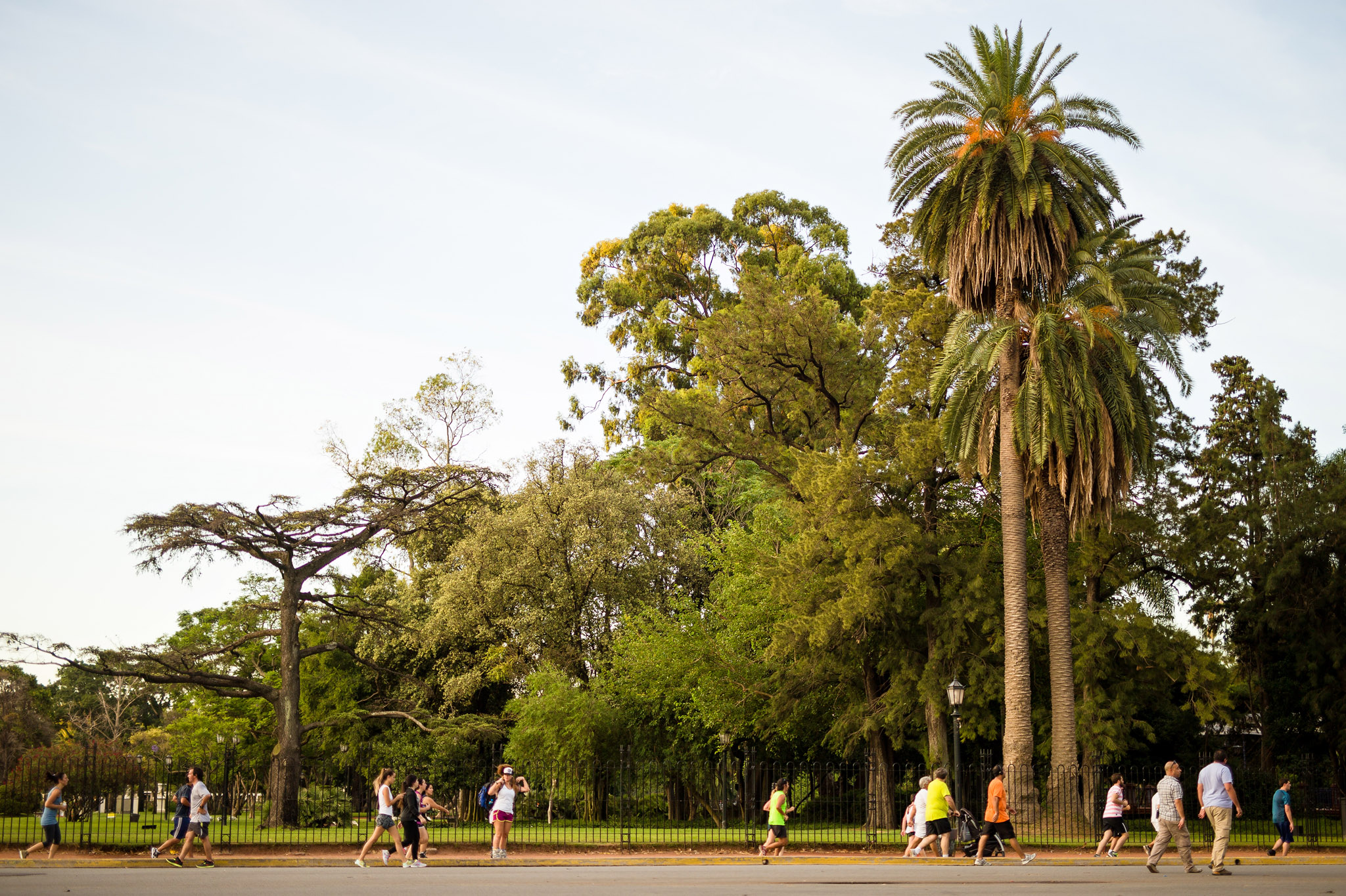 Wedding-Travellers-Argentina-Buenos-Aires-Park