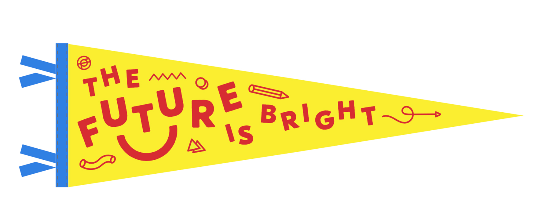 Pennant for the show