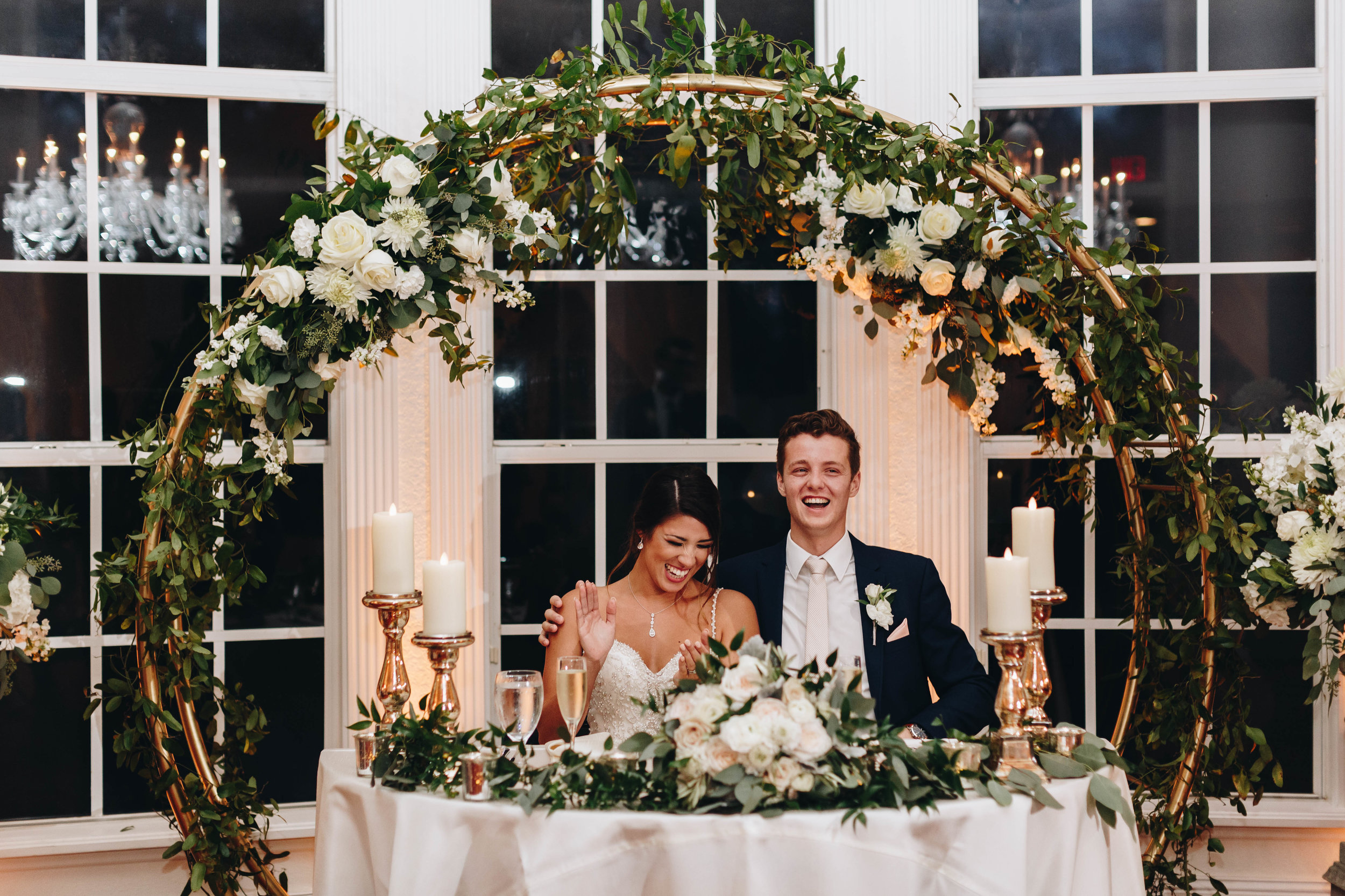luxmore grand estate wedding
