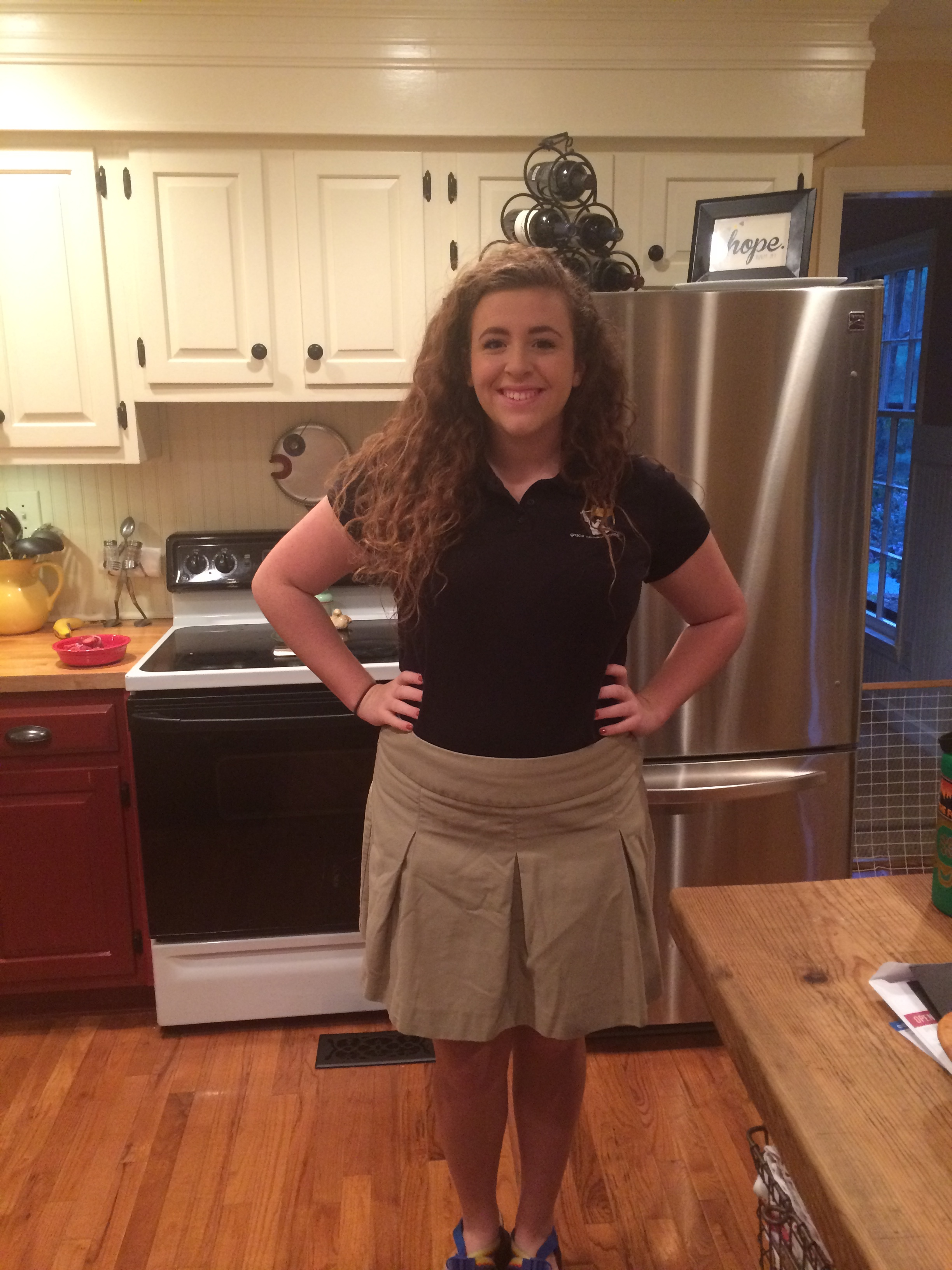 Last First Day!