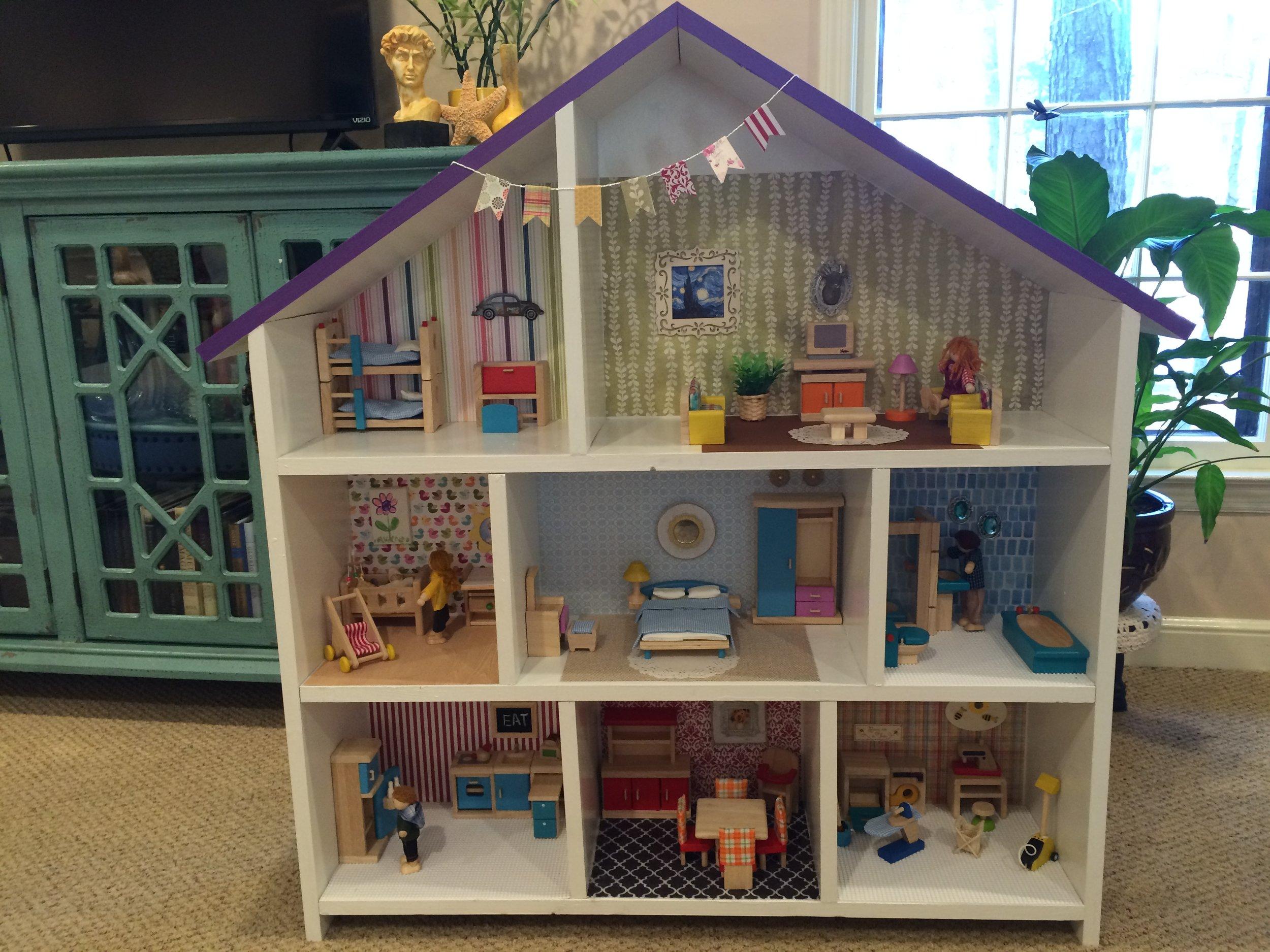 A's Dollhouse