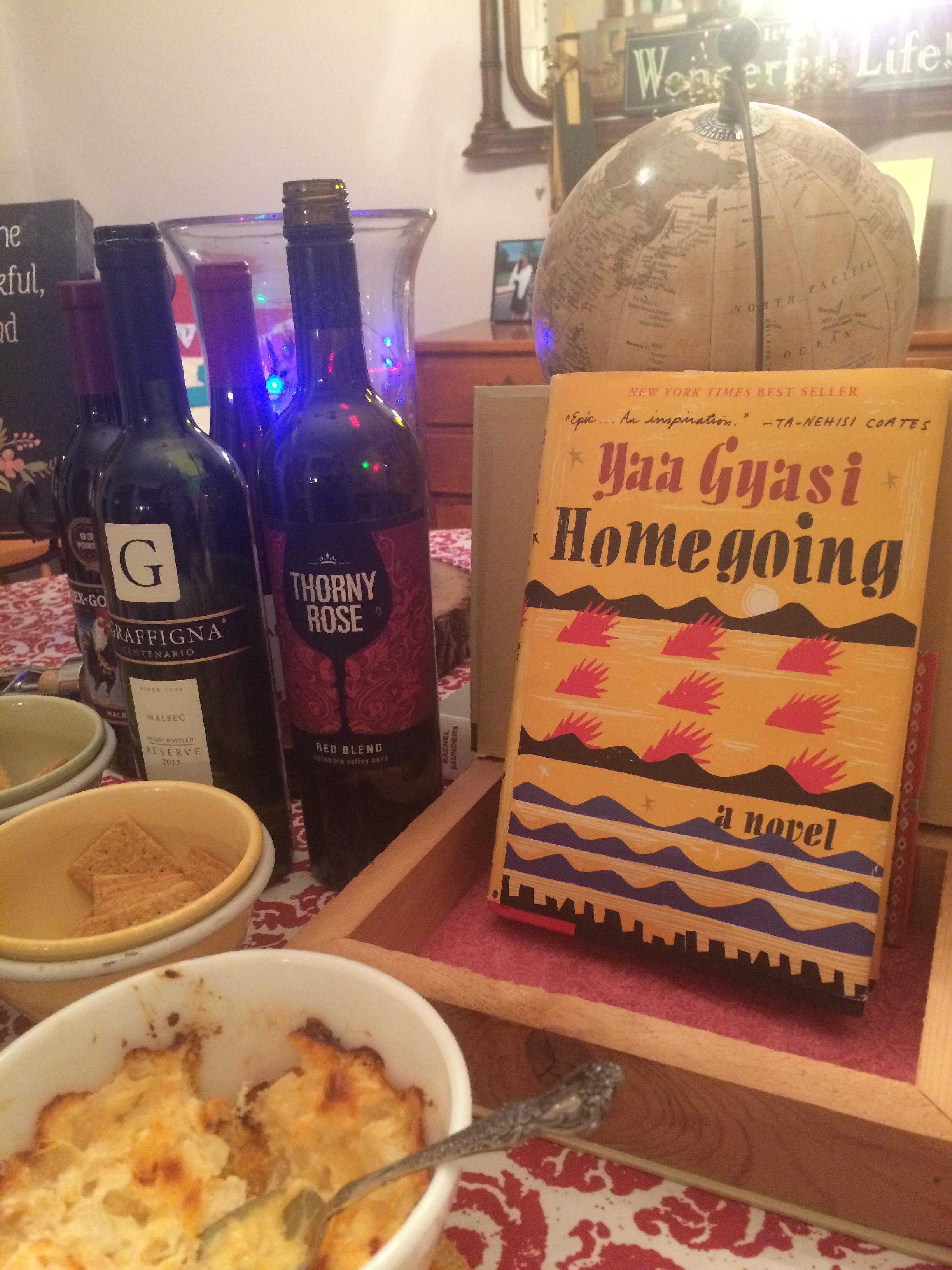 Bottle & Book Club