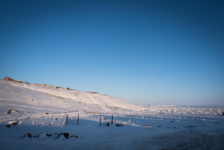 iqaluit, nunavut, canada -