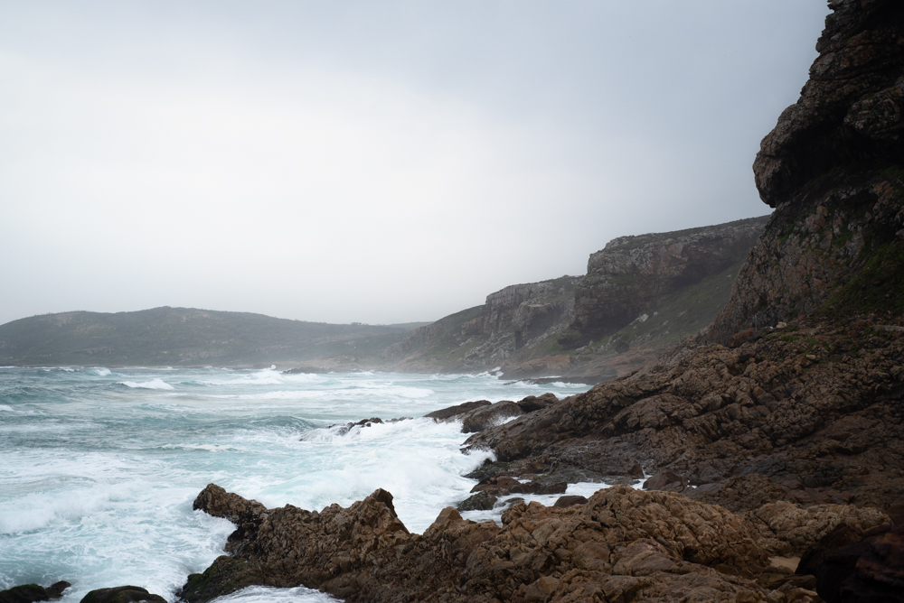 robberg, south africa -