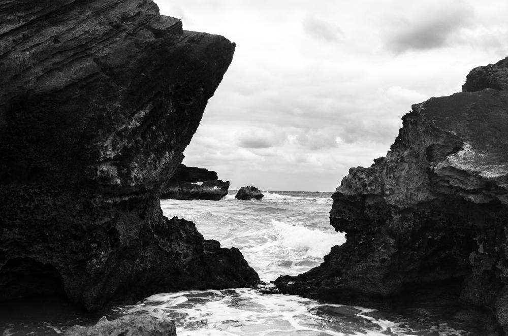 horseshoe bay, bermuda -