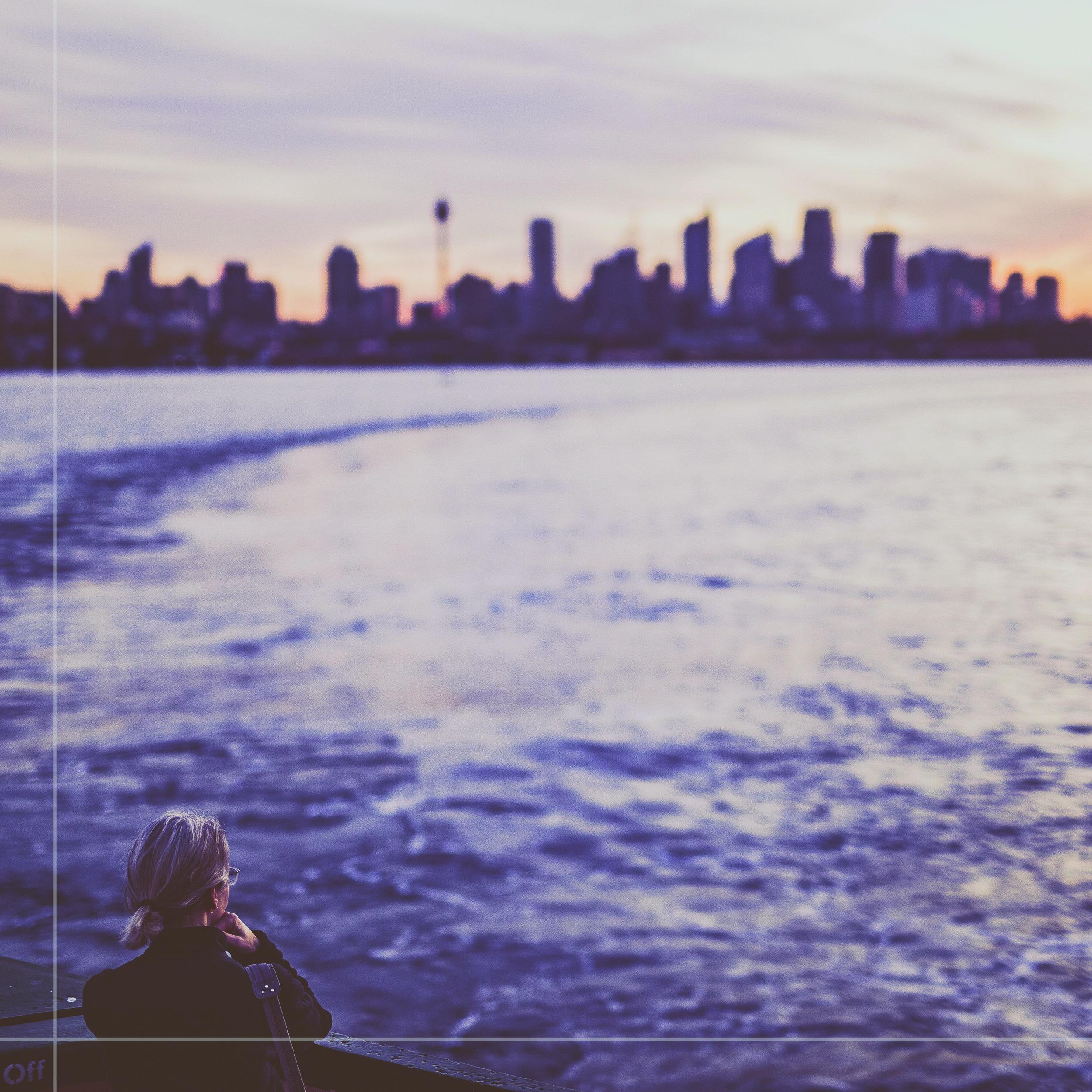 3Snippet of Sydney, Evening.jpg