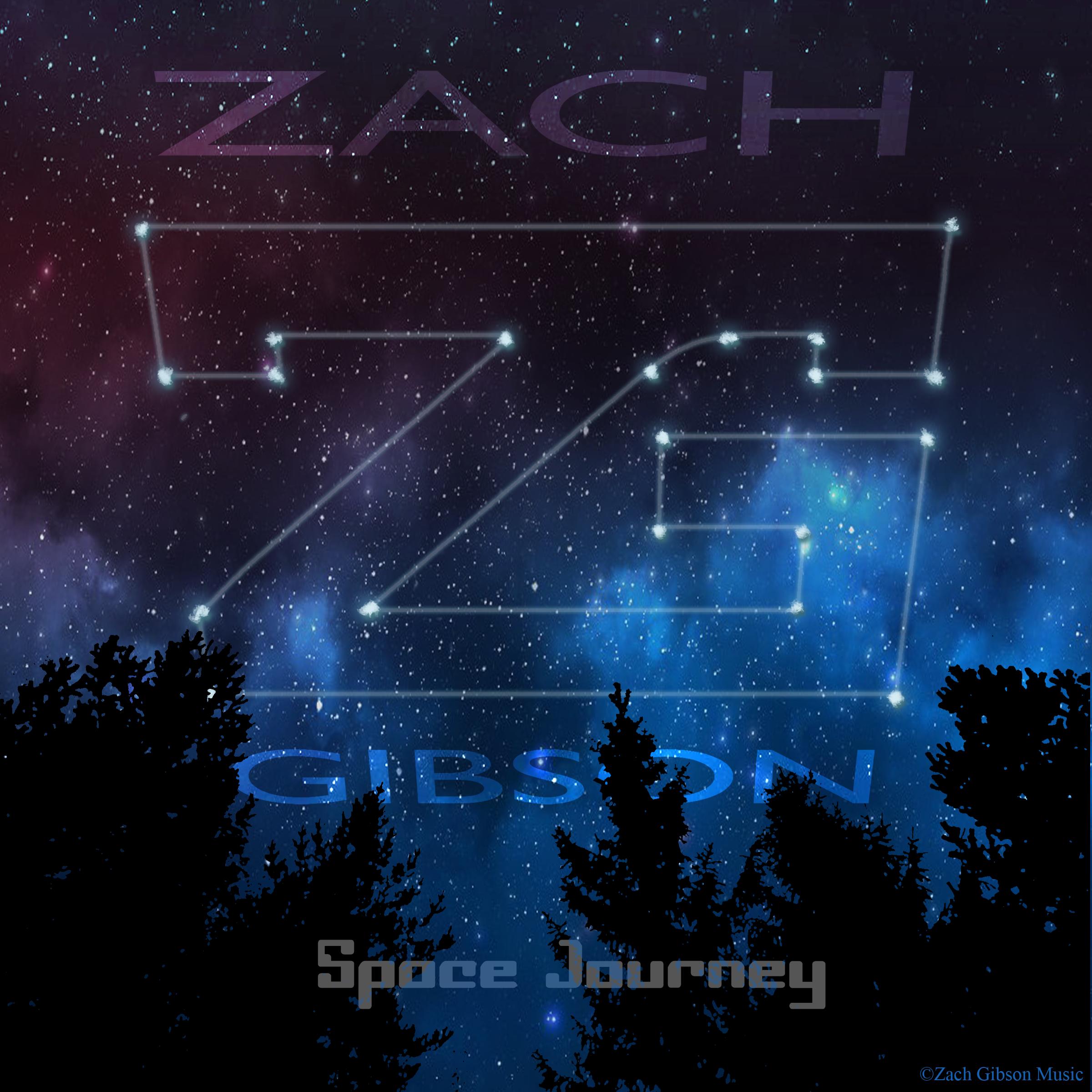 Space Journey Album Cover