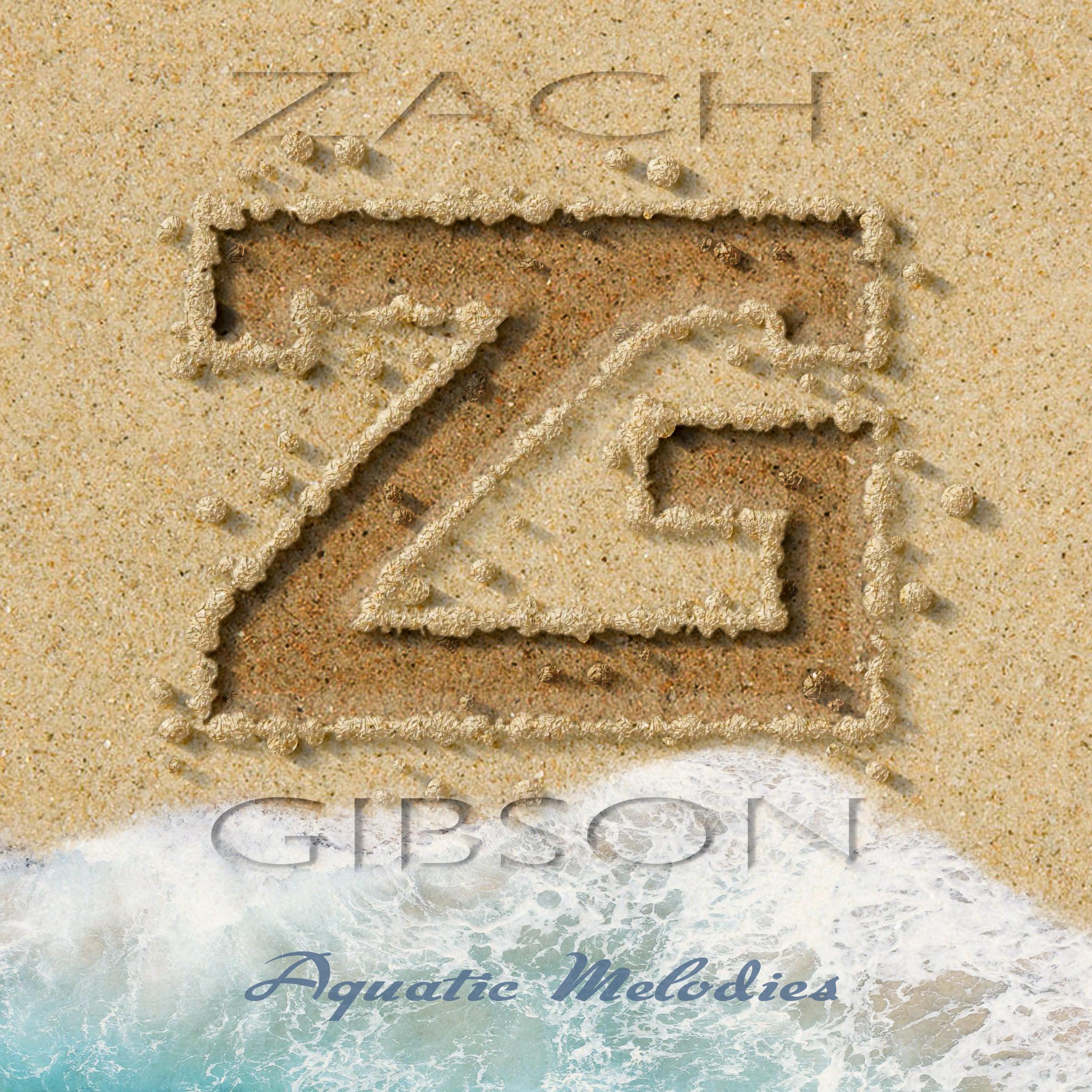 Aquatic Melodies Album Cover