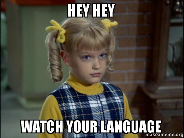 Ett internet-mem om språk :)
